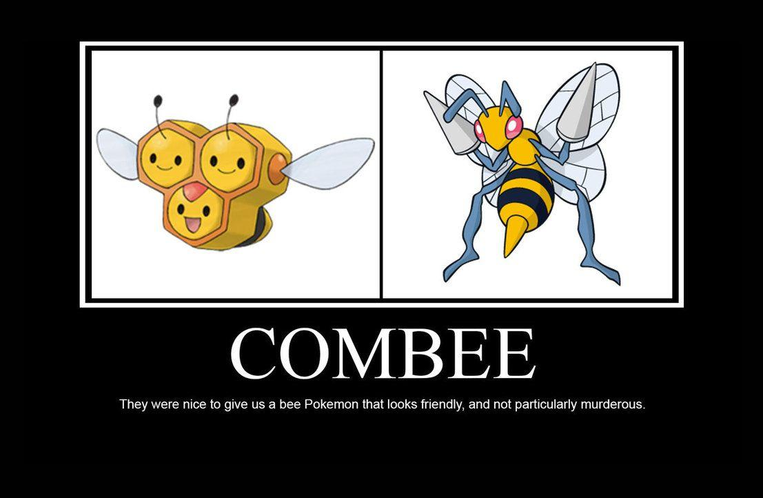 Combee Pokemon Meme by GreenMachine987