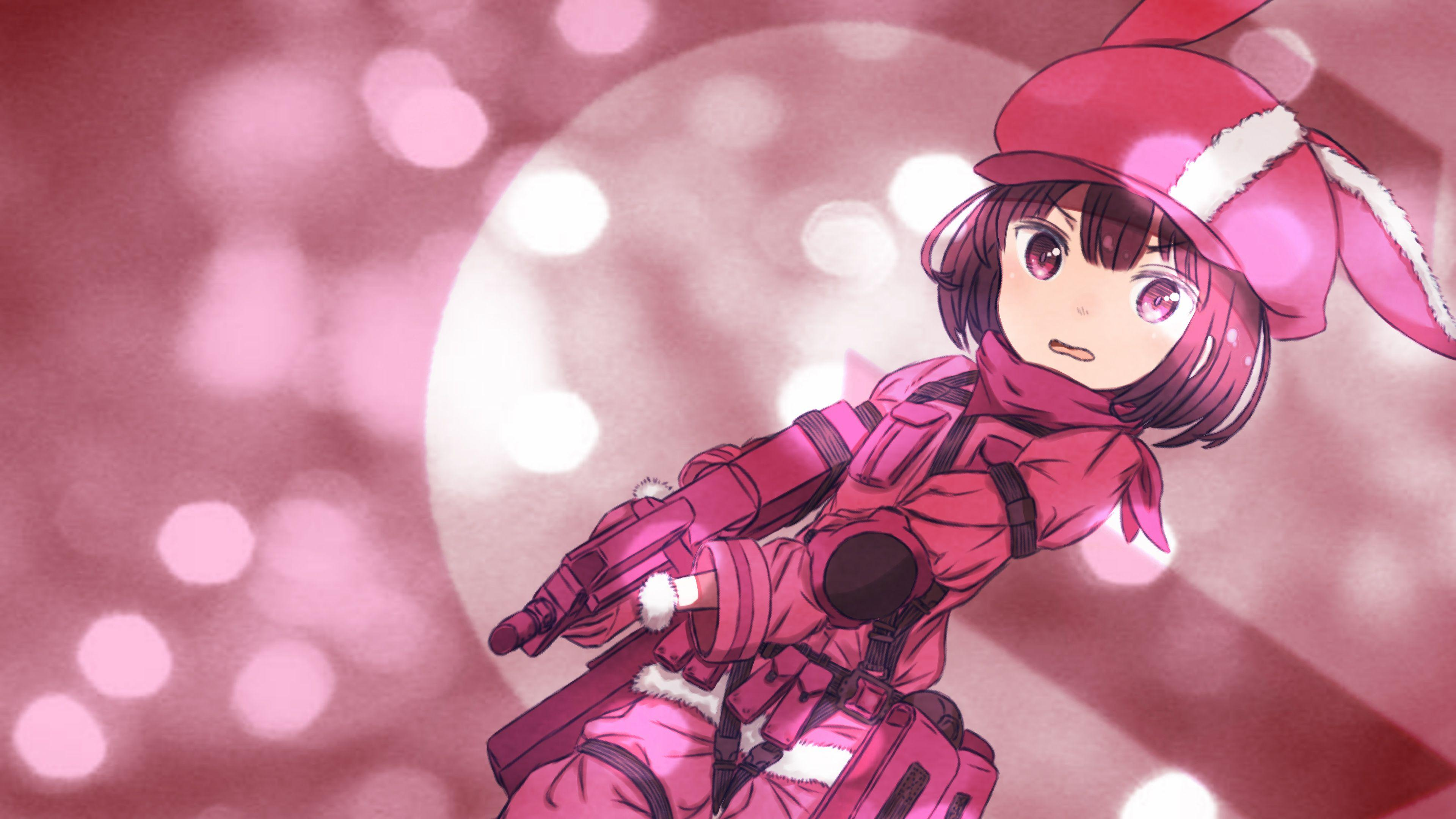 SAO Alternative Gun Gale Online wallpapers 39