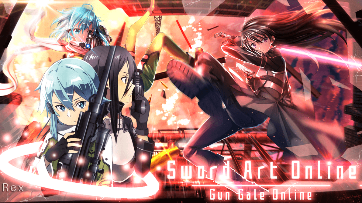 Wallpapers Sword Art Online 2