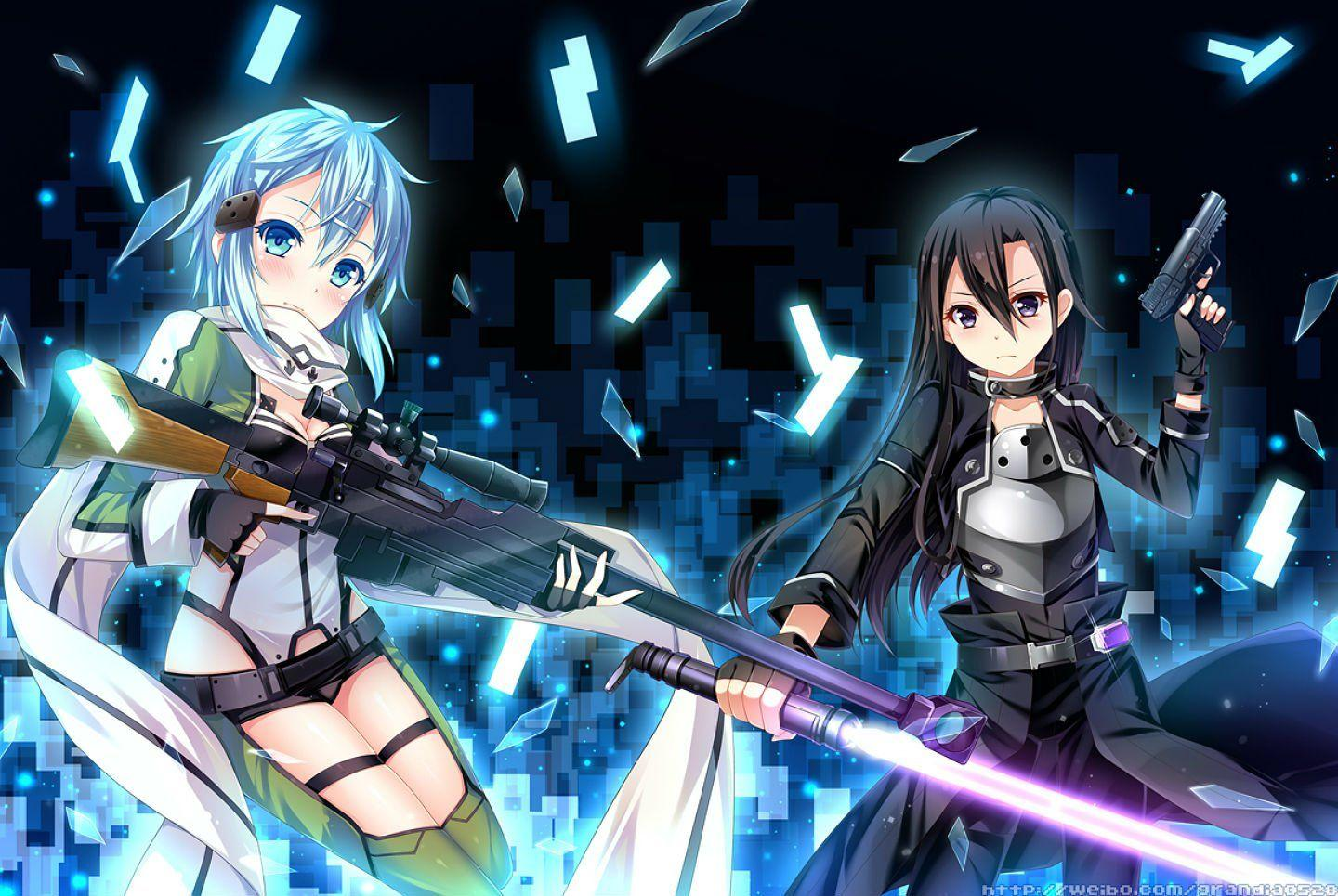 Sword Art Online 3 HD Wallpaper, Backgrounds Image