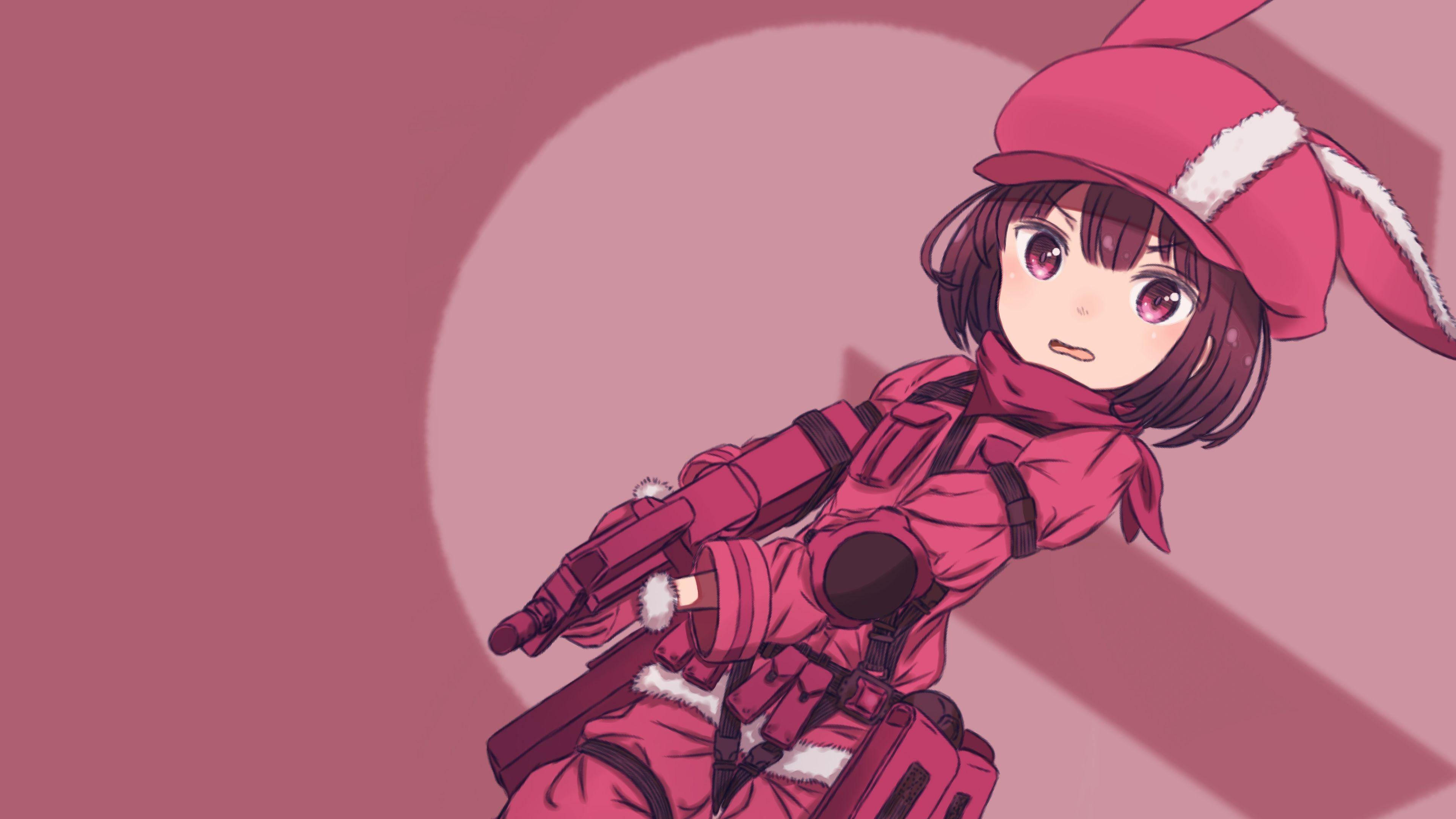SAO Alternative Gun Gale Online wallpapers 7