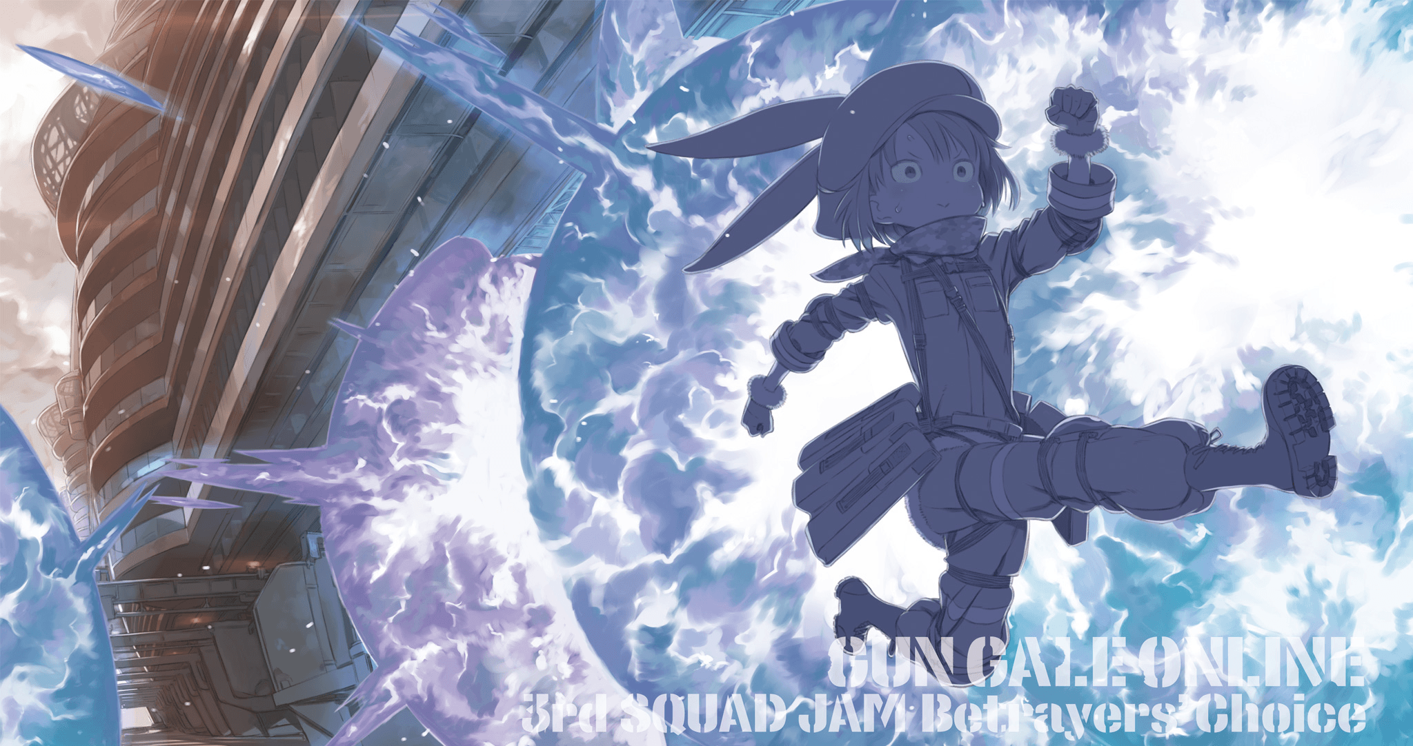 Sword Art Online Alternative: Gun Gale Online Full HD Wallpapers and