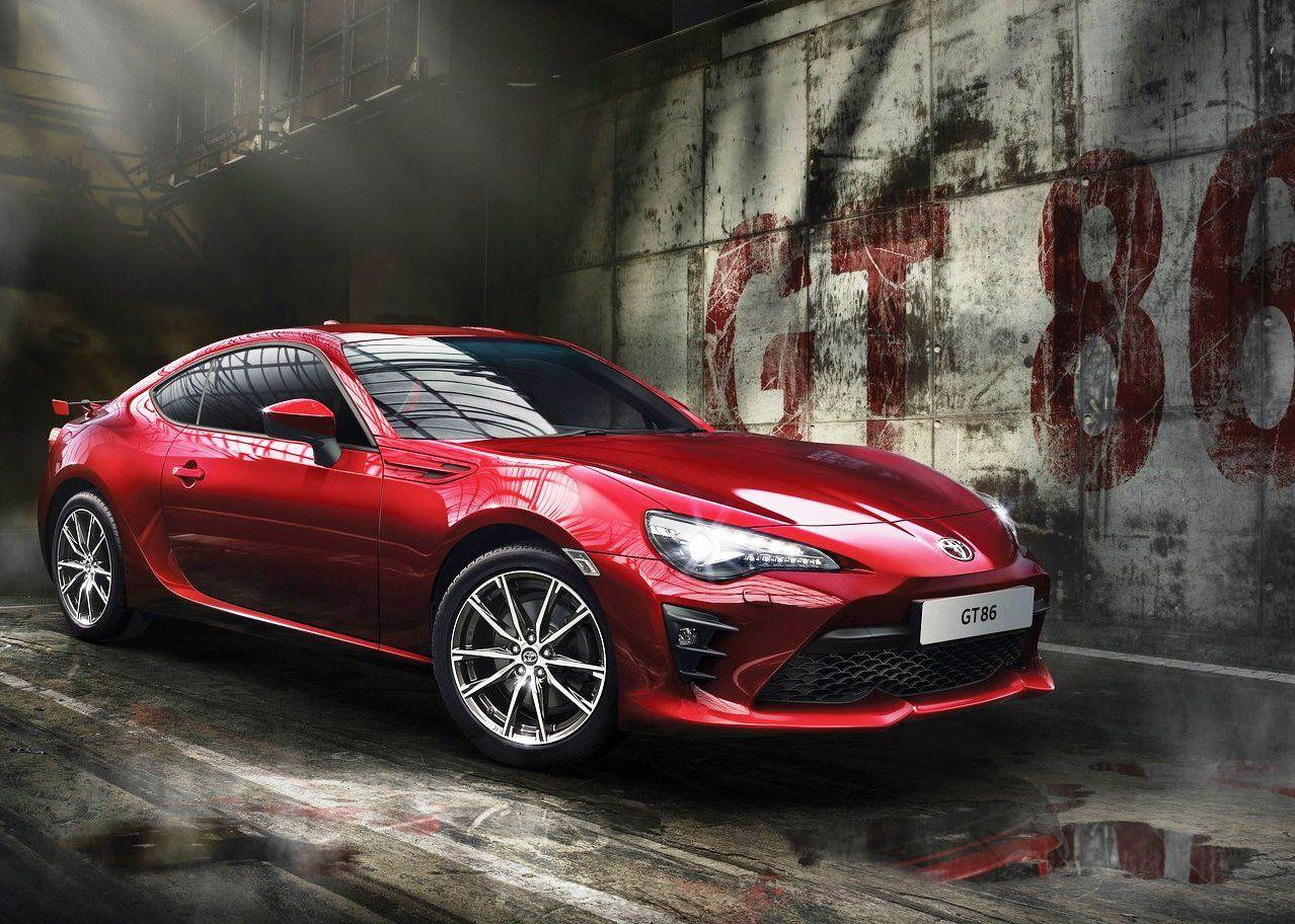 2018 Toyota GT86 wallpapers