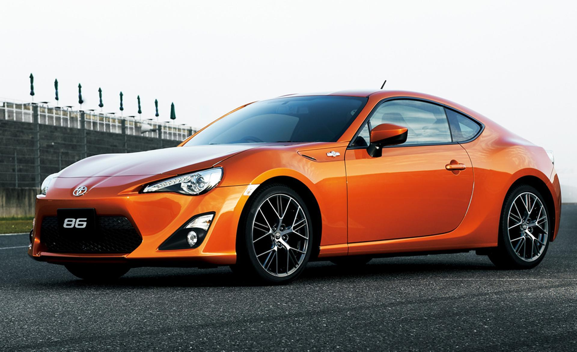 2012 Toyota GT 86 News and Information