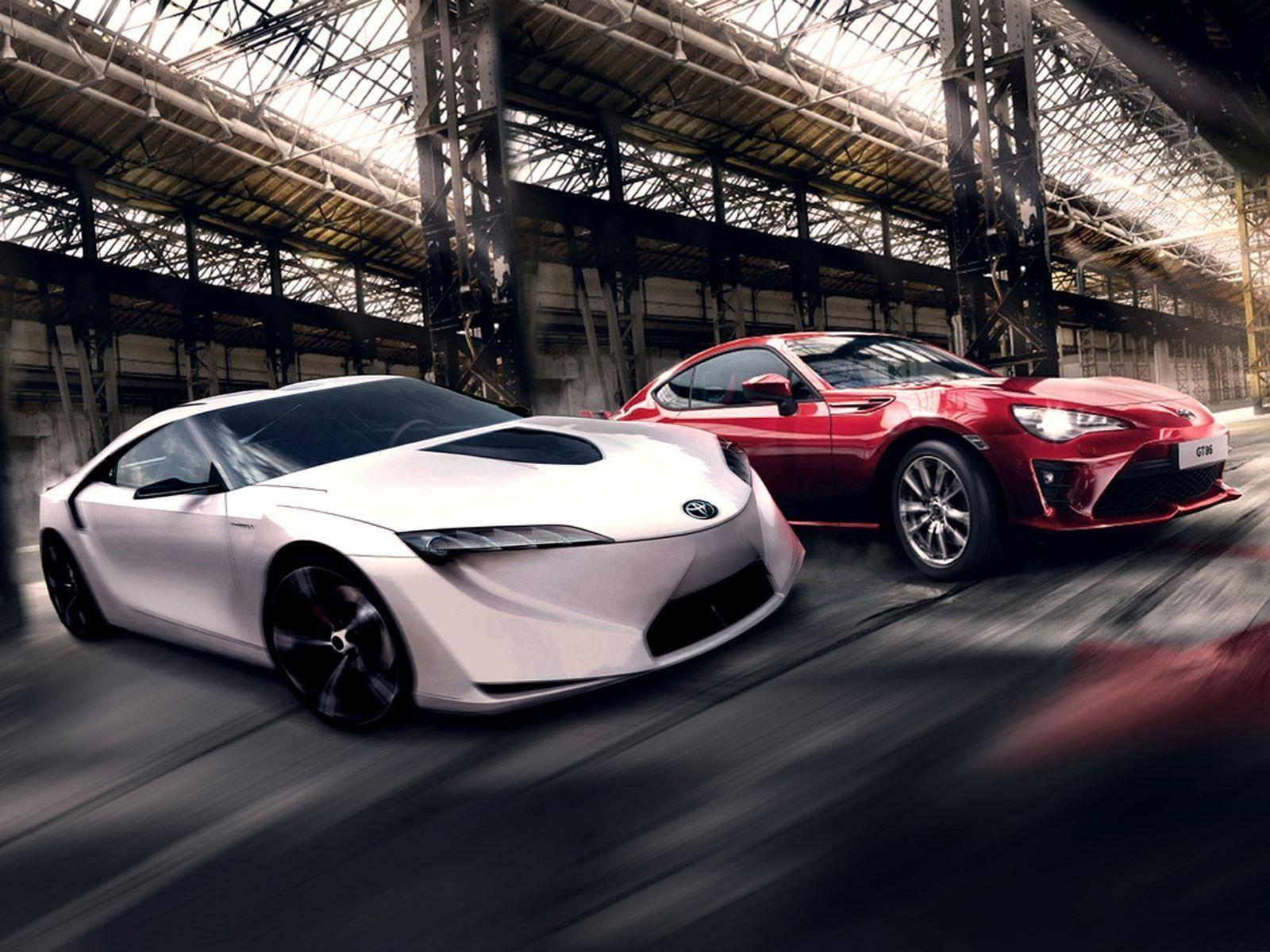 From Concept To Production: 2018 Toyota 86