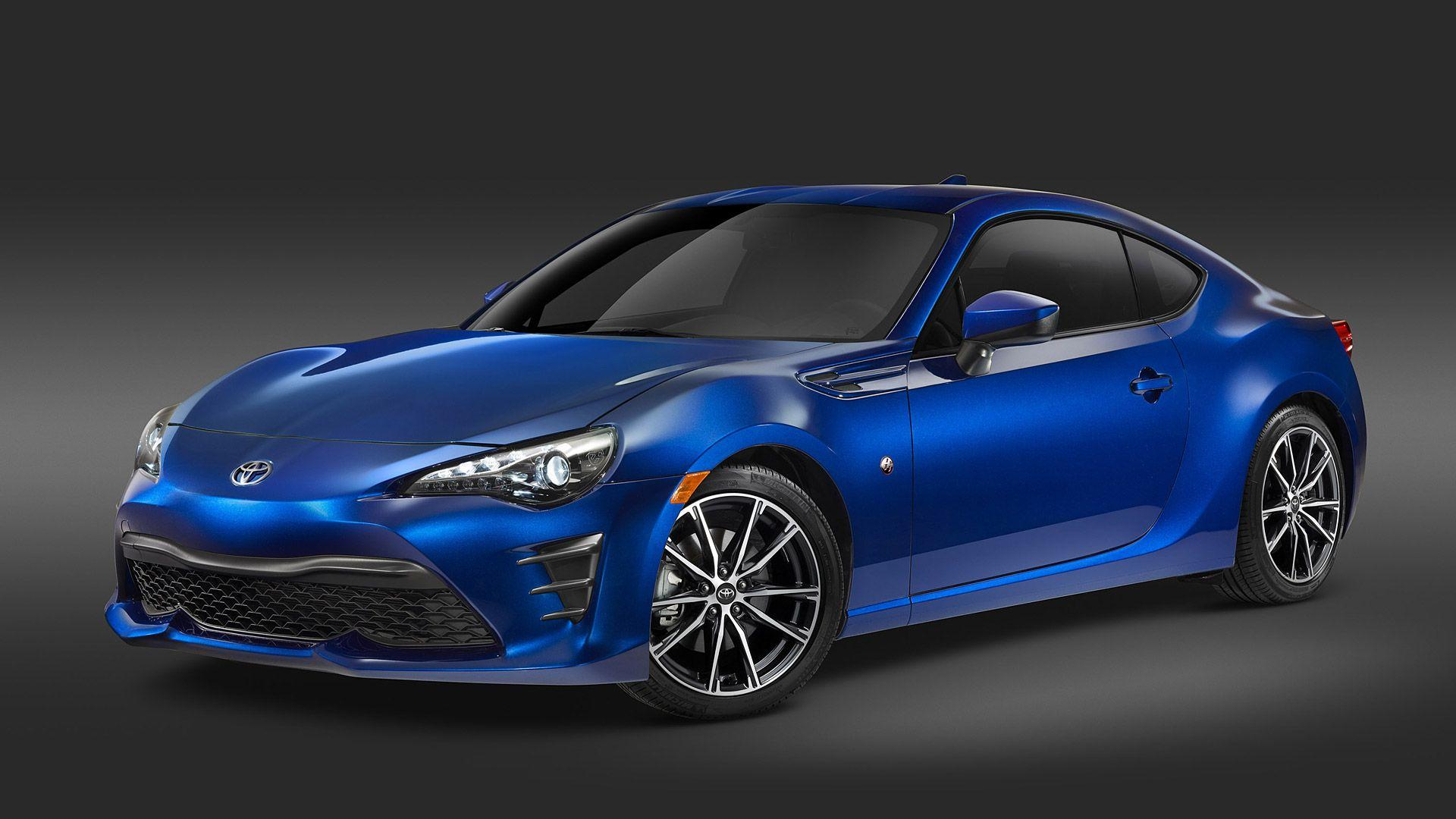 2017 Toyota GT 86 Wallpapers & HD Image