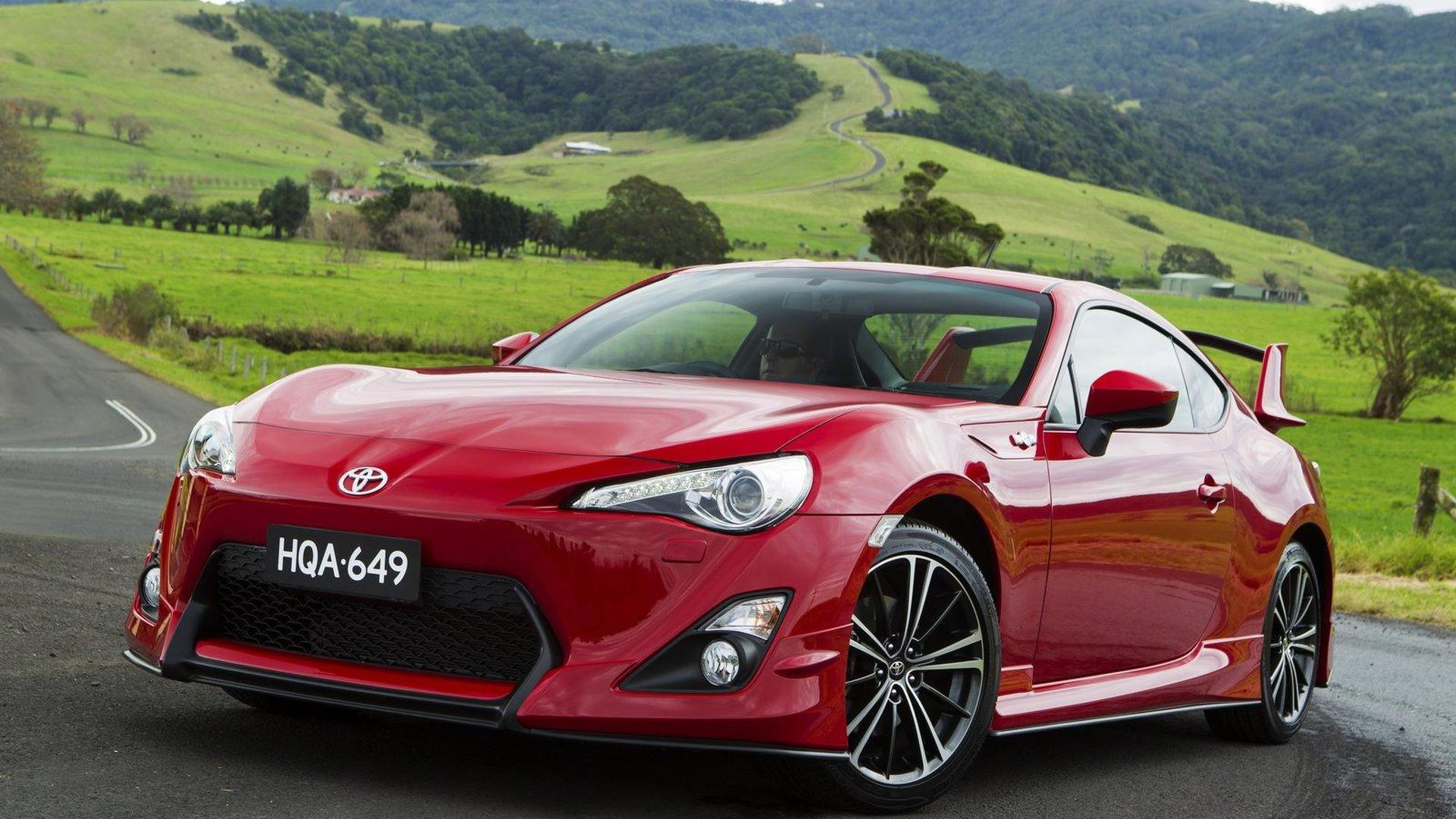 TRD considering a supercharger kit for the GT 86 / FR
