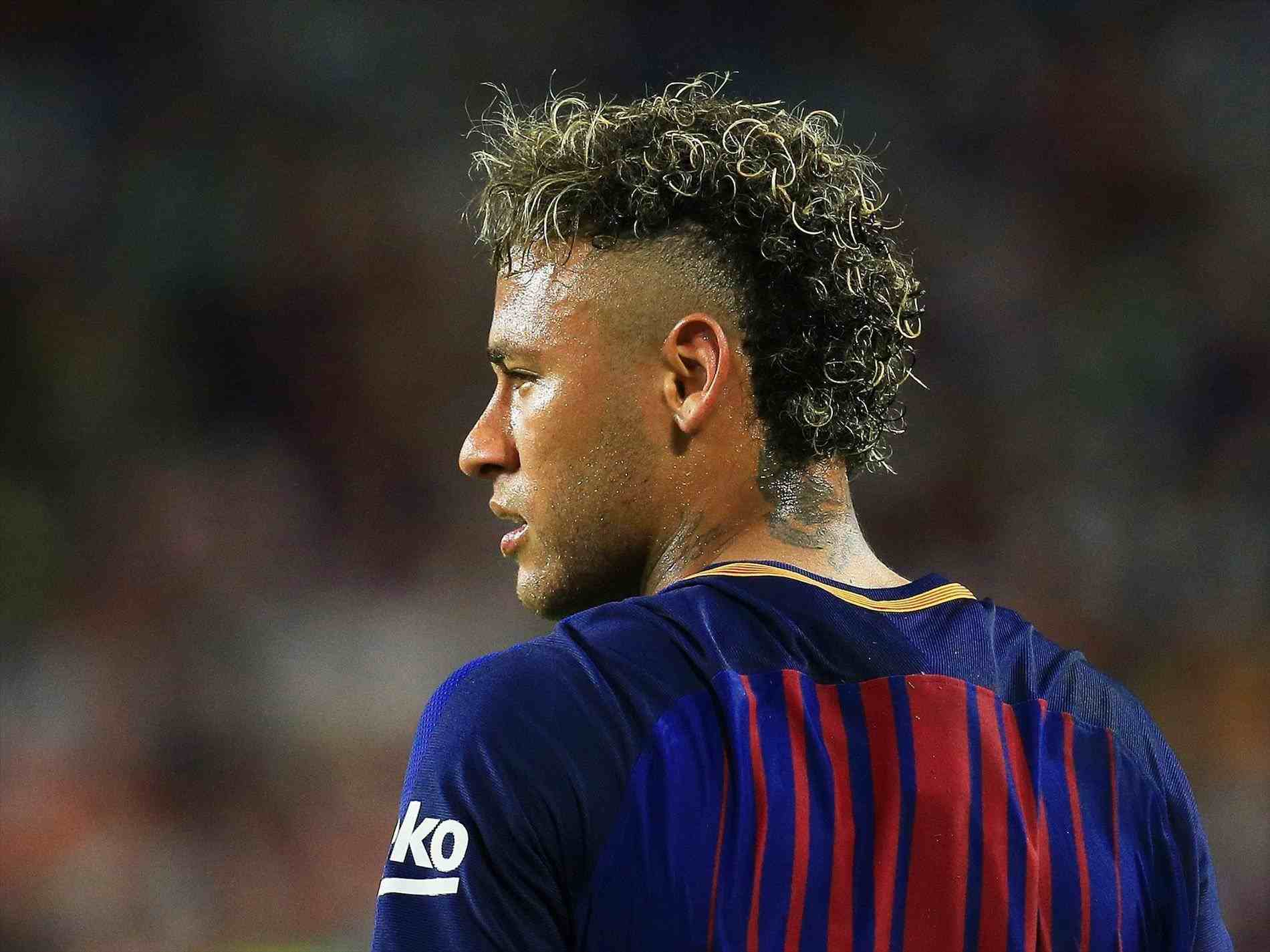Neymar Hairstyle Wallpapers - Wallpaper Cave