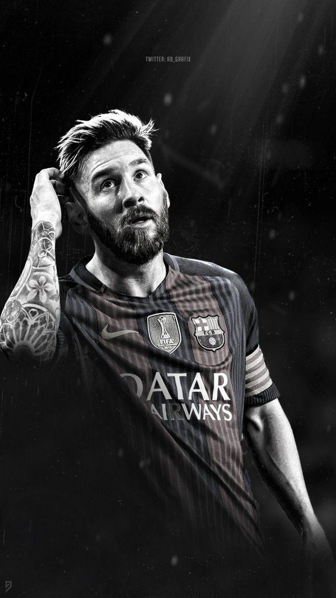Black And White Wallpapers Of Messi Wallpaper Cave