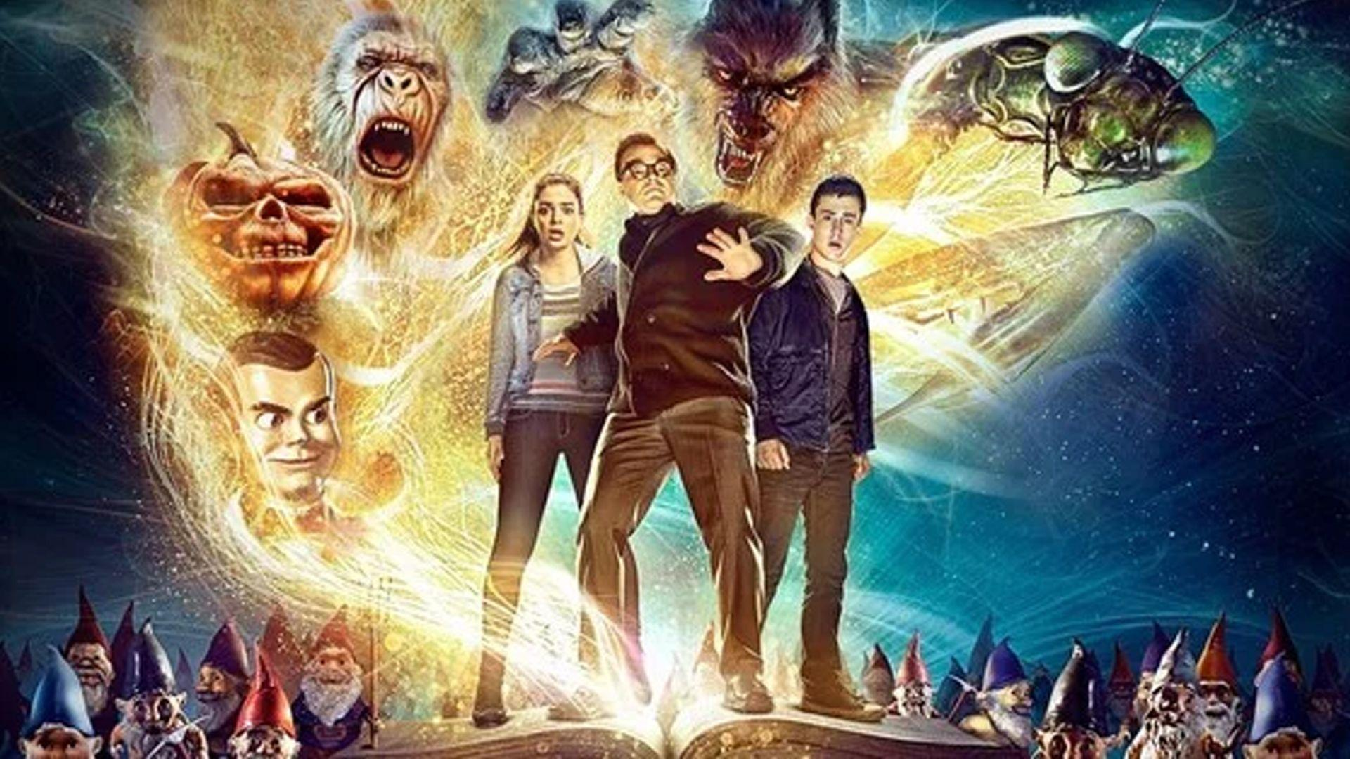 Goosebumps 2 Haunted Halloween Wallpapers Wallpaper Cave