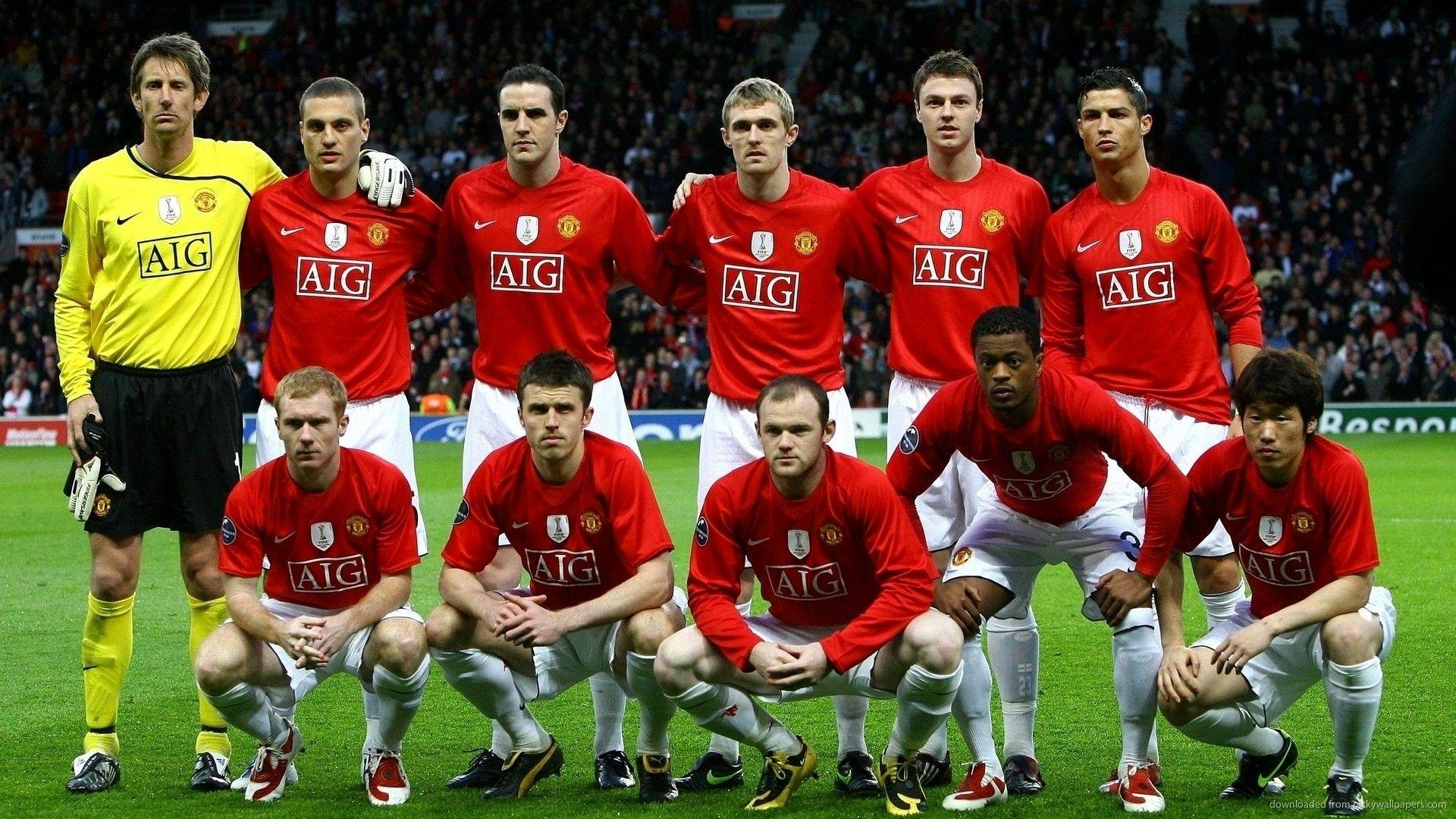 manchester united team wallpapers wallpaper cave manchester united team wallpapers