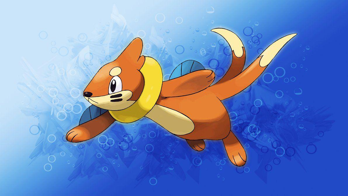 Buizel Desktop Background by KirkButler on DeviantArt