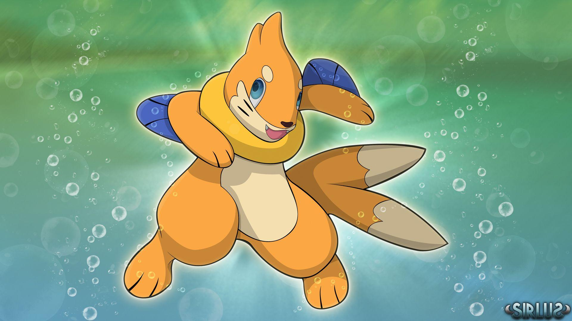 Buizel by RamiroMaldini on DeviantArt