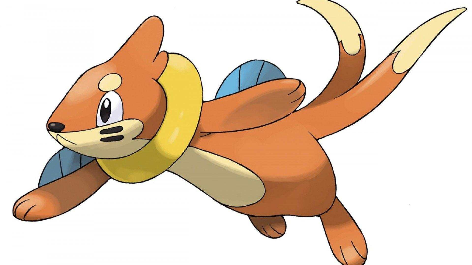ScreenHeaven: Buizel Pokemon simple backgrounds desktop and mobile