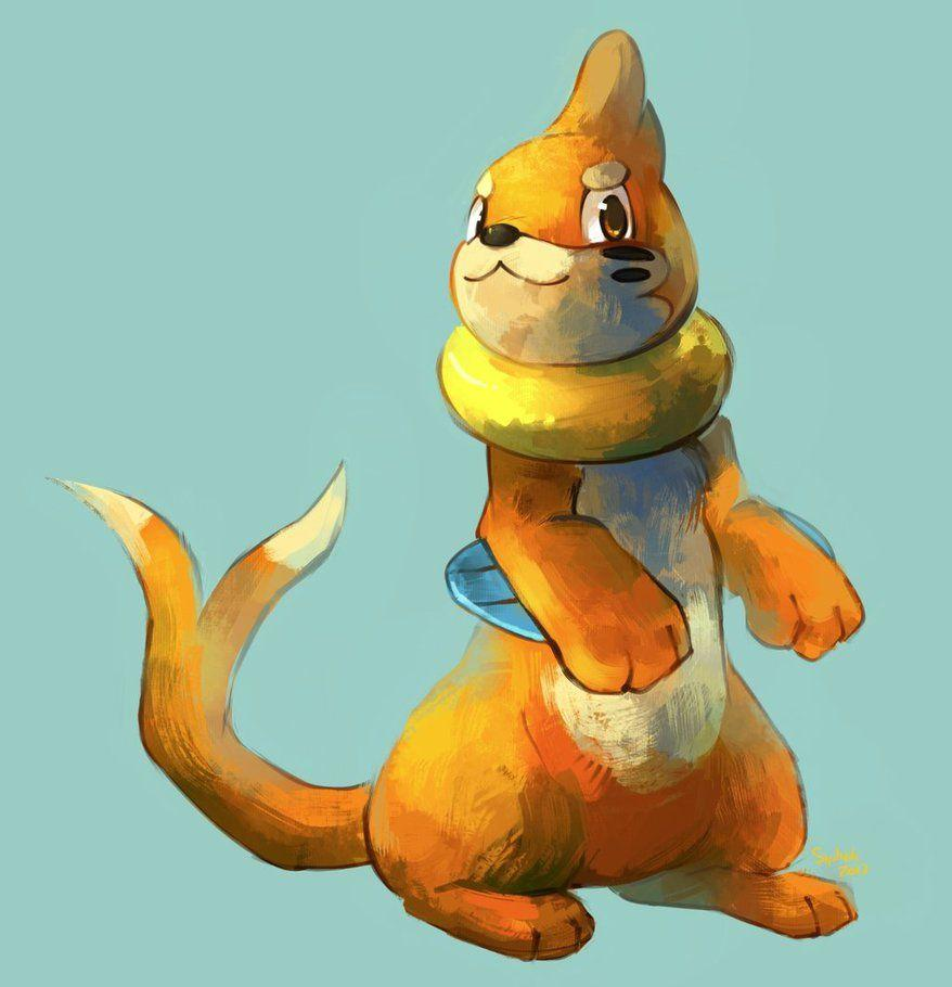 Buizel by Siplick on DeviantArt
