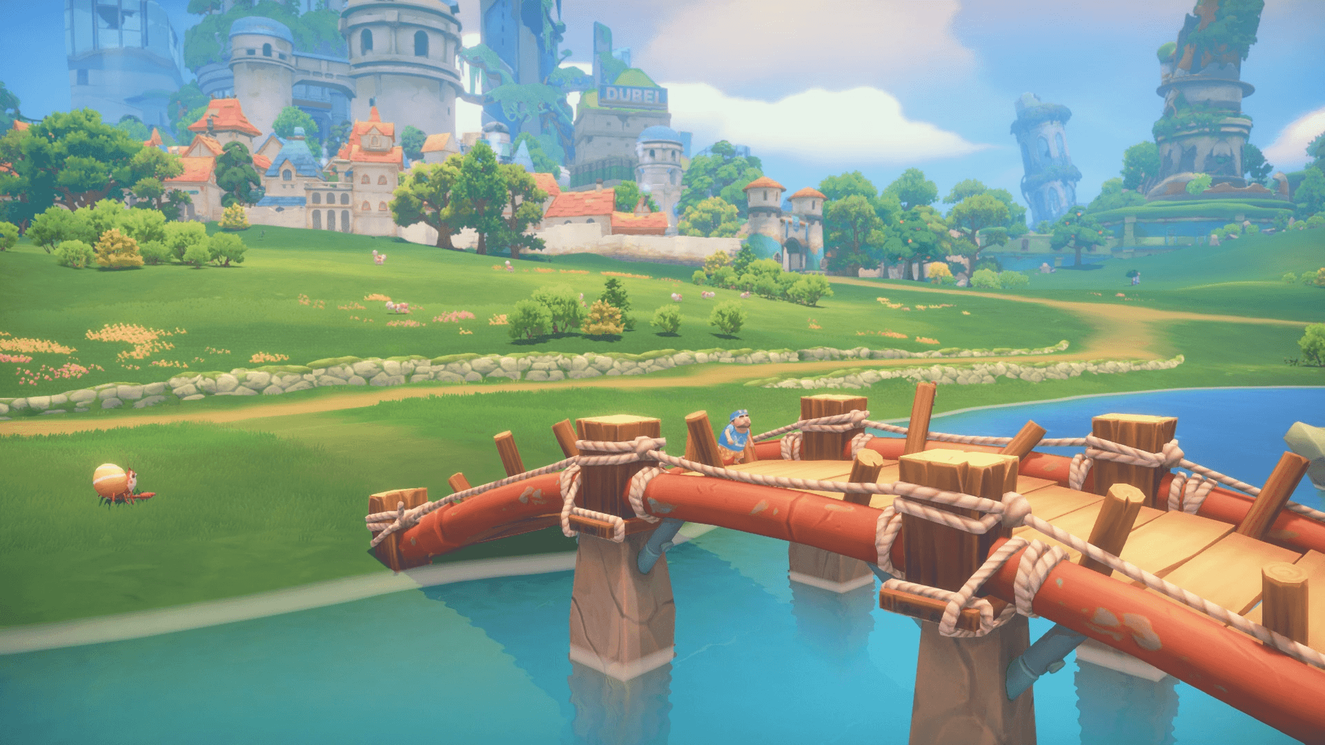 My Time At Portia Wallpapers Wallpaper Cave