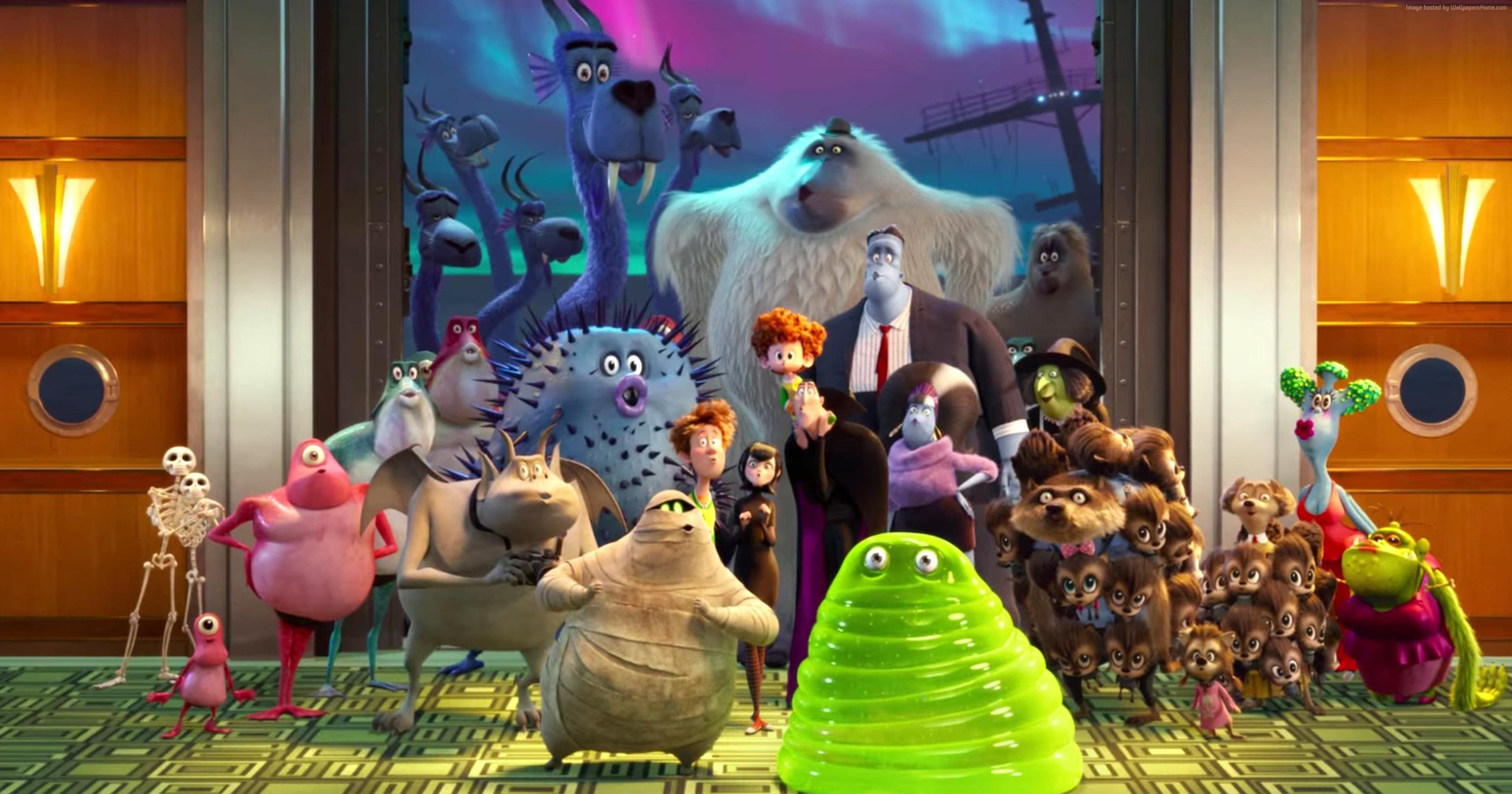 Hotel Transylvania 3 Wallpapers Wallpaper Cave