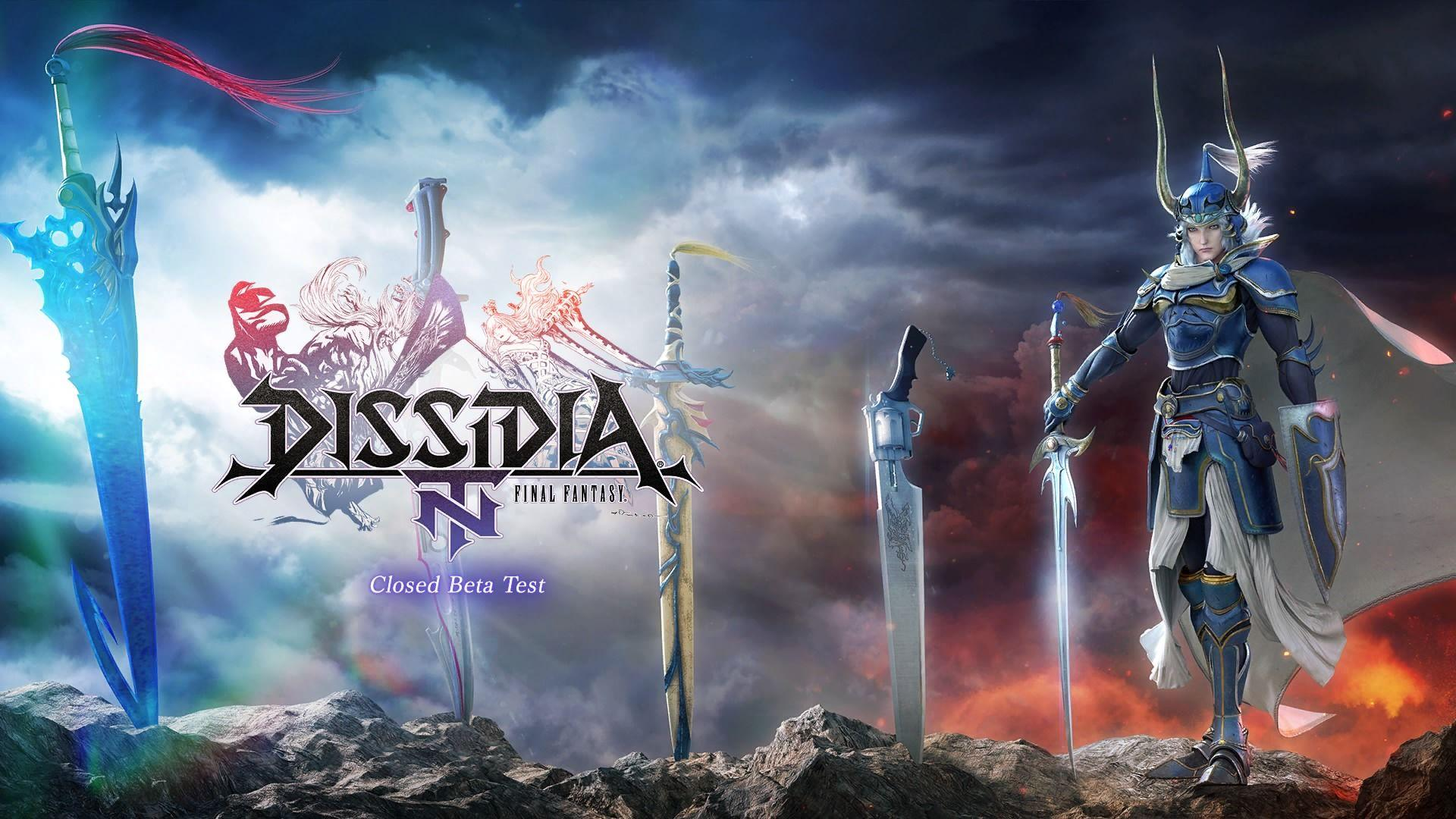 Dissidia Final Fantasy Nt Wallpapers Wallpaper Cave