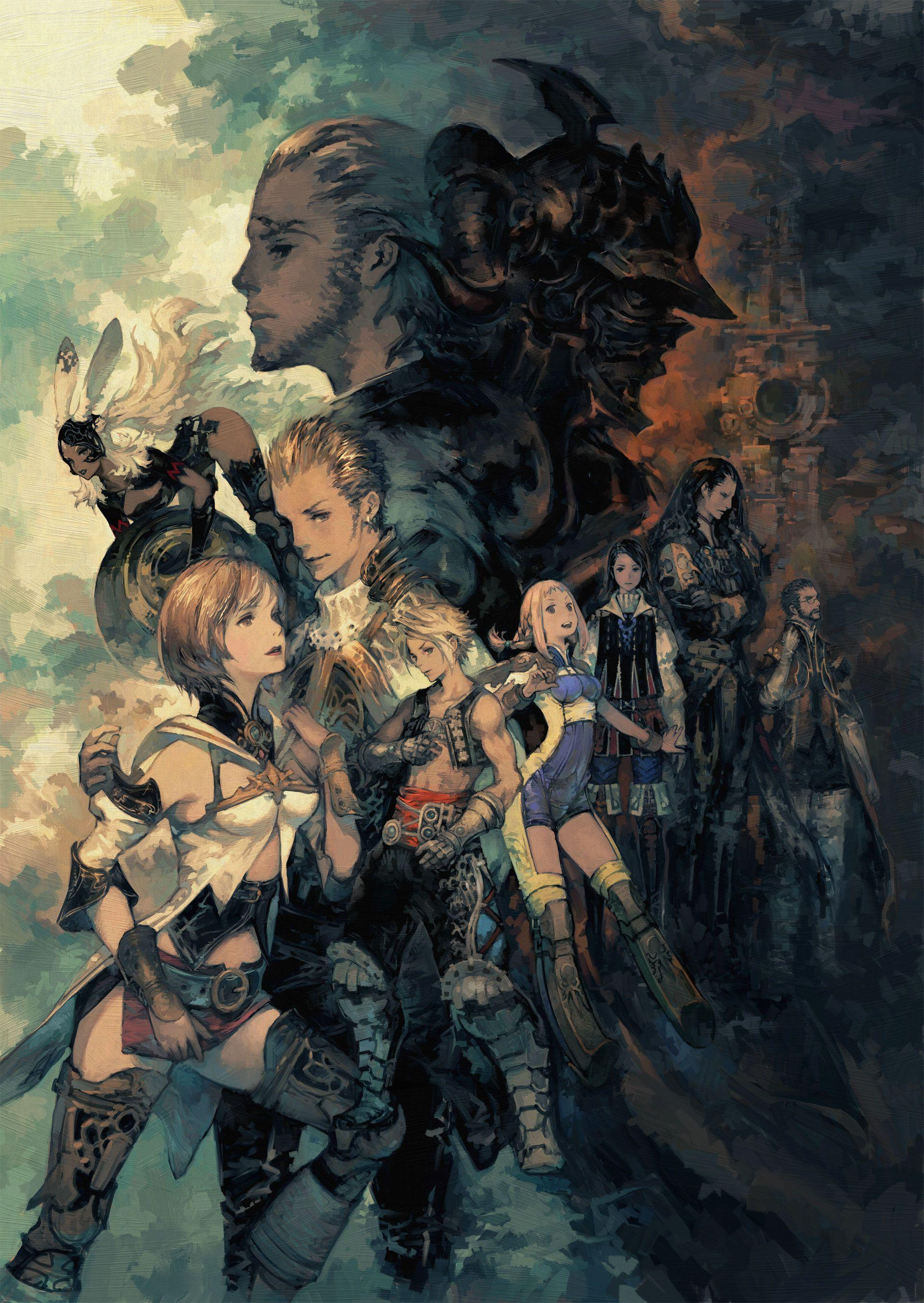 Final Fantasy Xii The Zodiac Age Wallpapers Wallpaper Cave