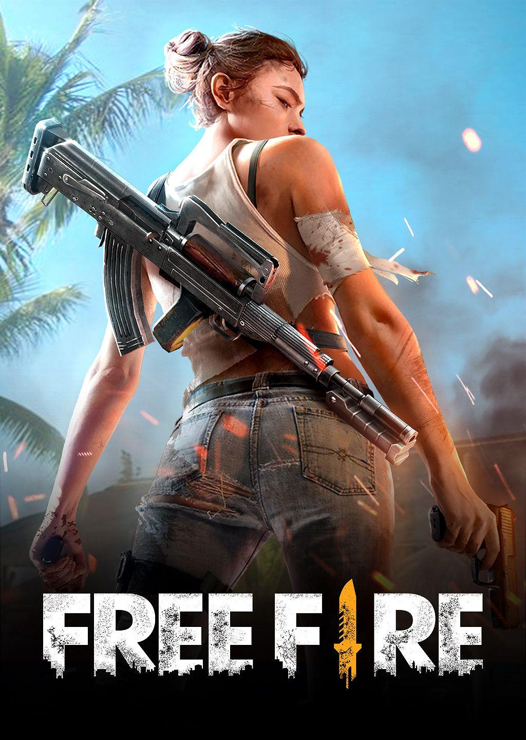 Garena Free Fire Wallpapers Wallpaper Cave