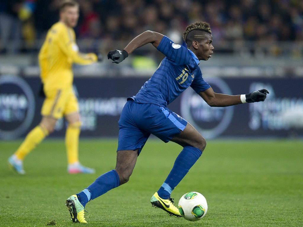 Pogba France Wallpapers