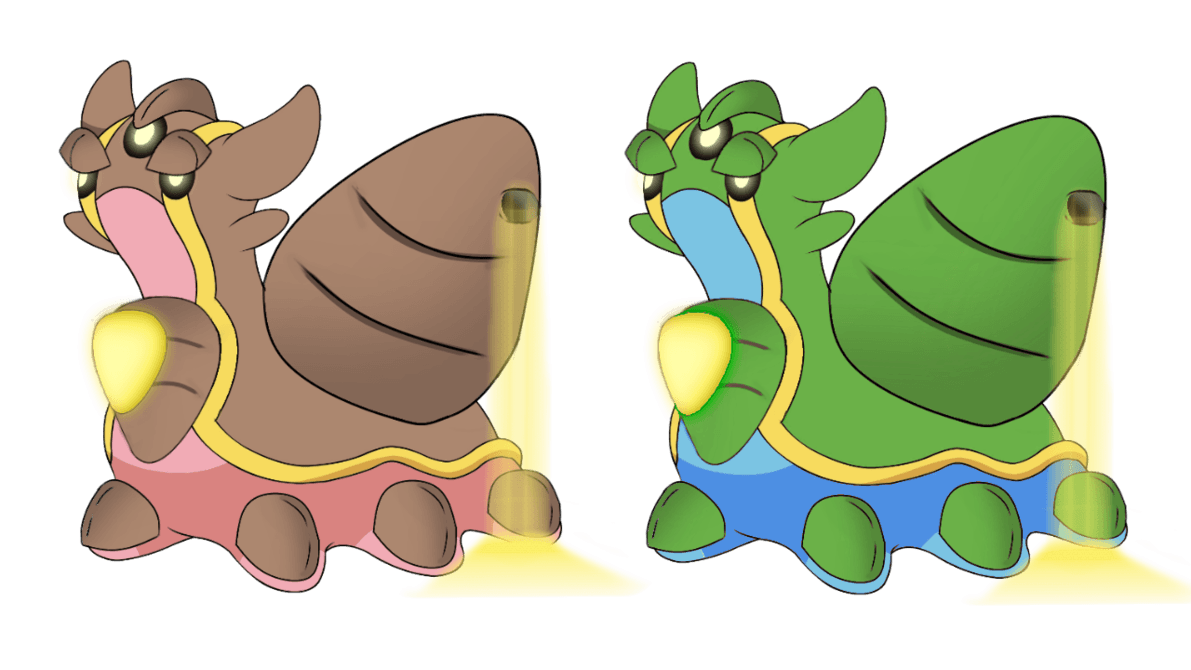 Mega Gastrodon by Fox14014 on DeviantArt