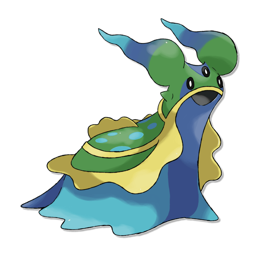 MEGA GASTRODON by Lucas-Costa on DeviantArt