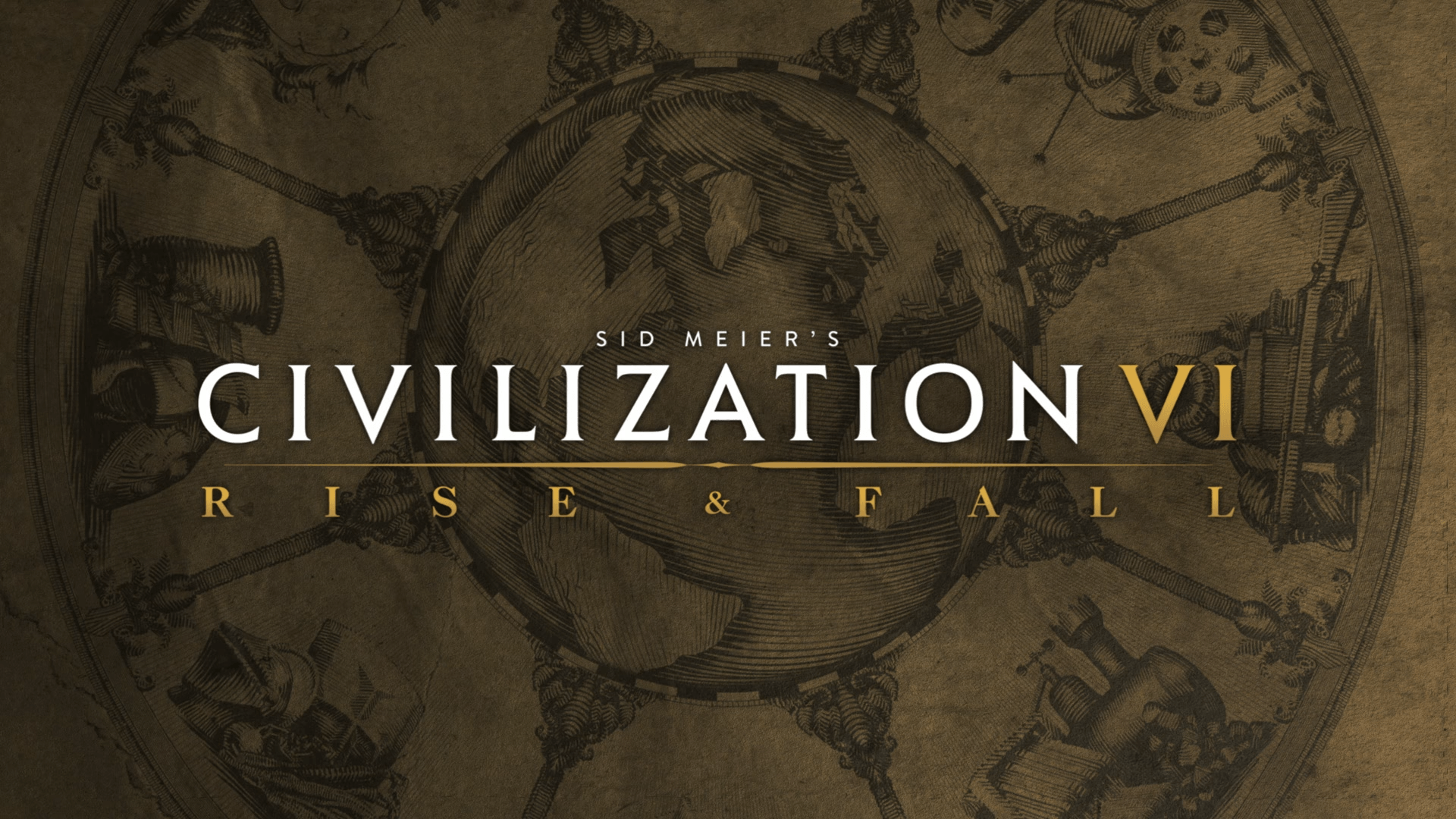 Civilization Vi Rise And Fall Wallpapers Wallpaper Cave