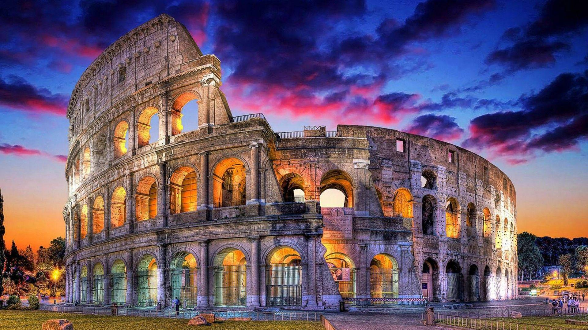Rome Wallpaper Hd HD Wallpaper, Background Images