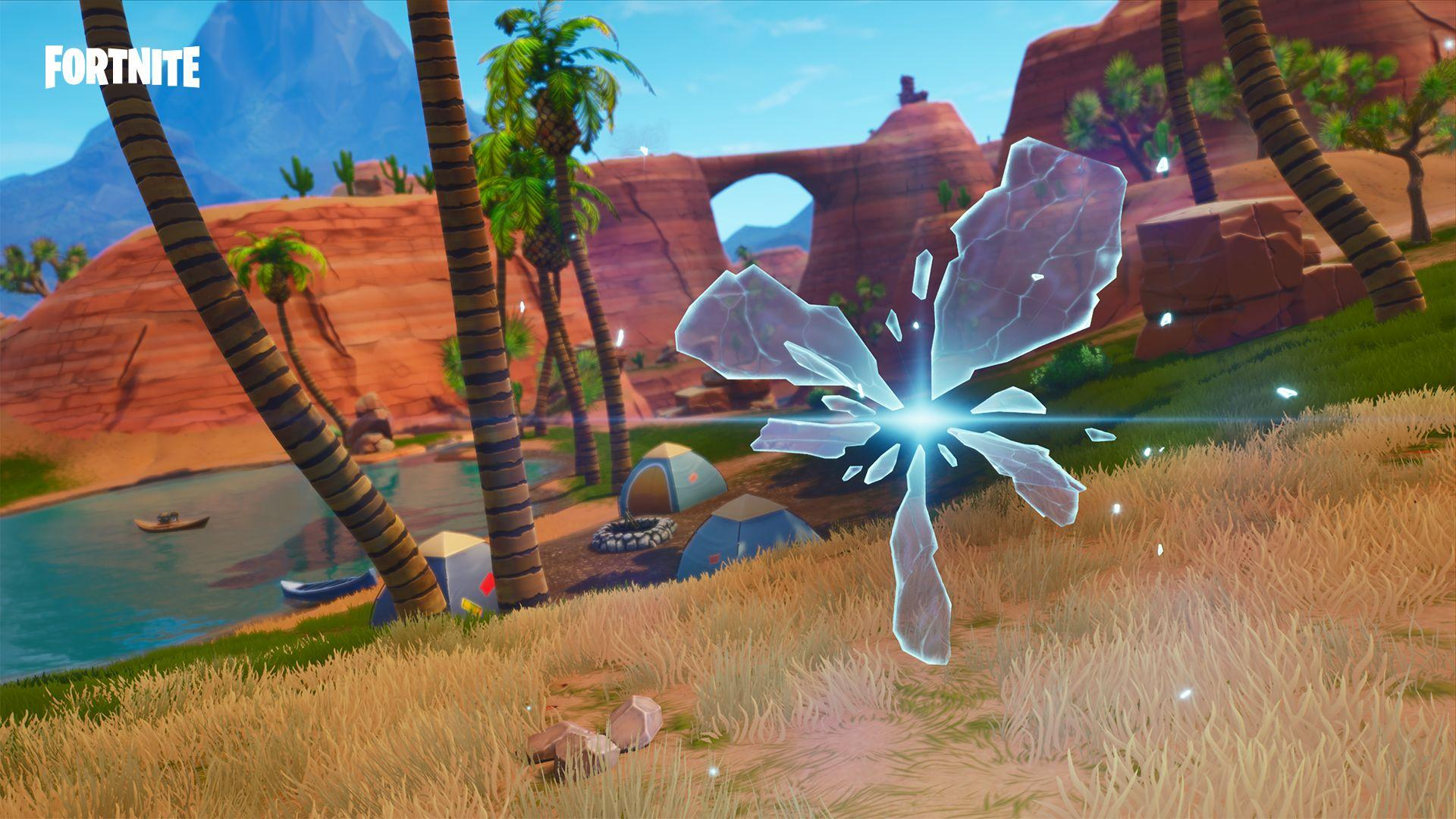 Fortnite Season 5 Launches With Map Changes, New Skins, And Battle