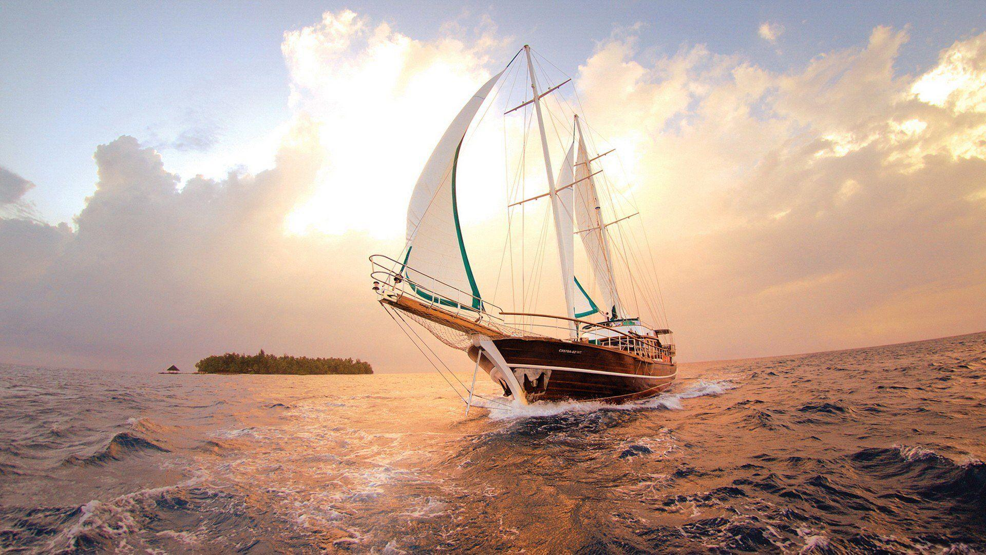 128 Sailing Ship HD Wallpapers