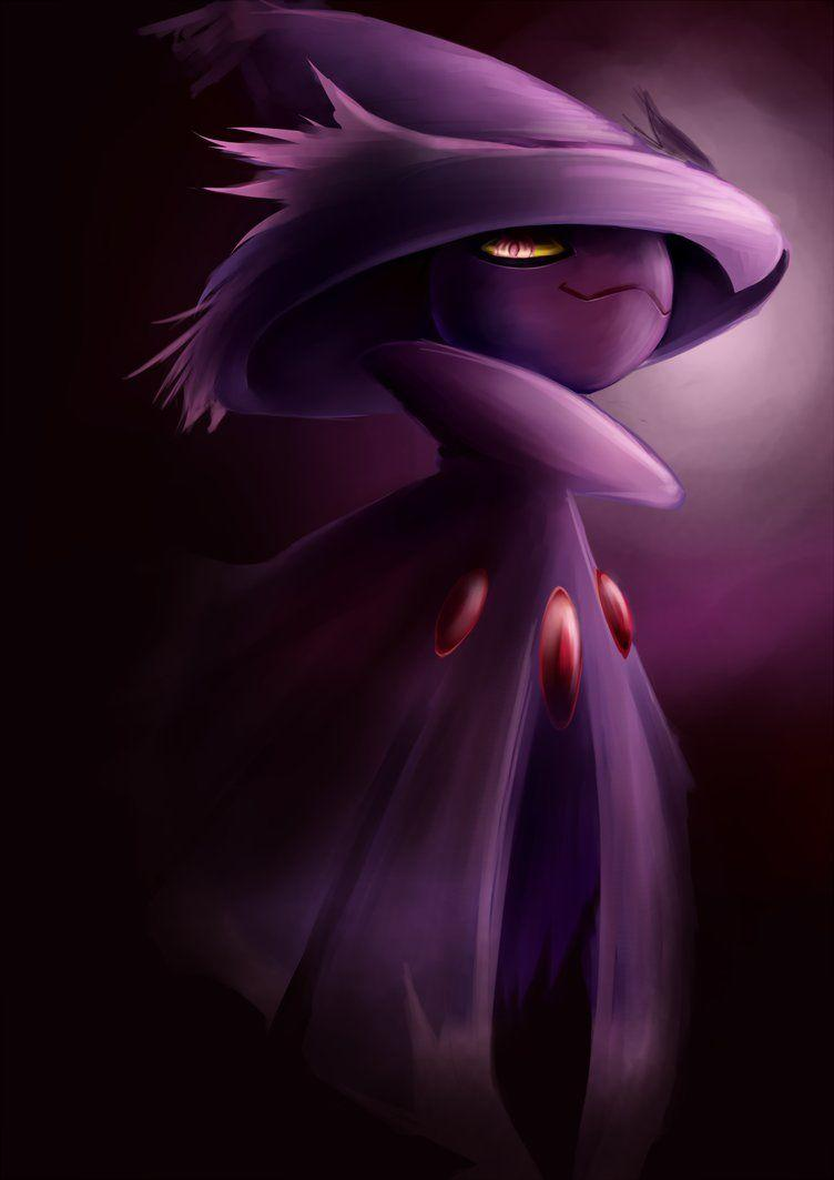 DAY 8 Mismagius by stellarknight3