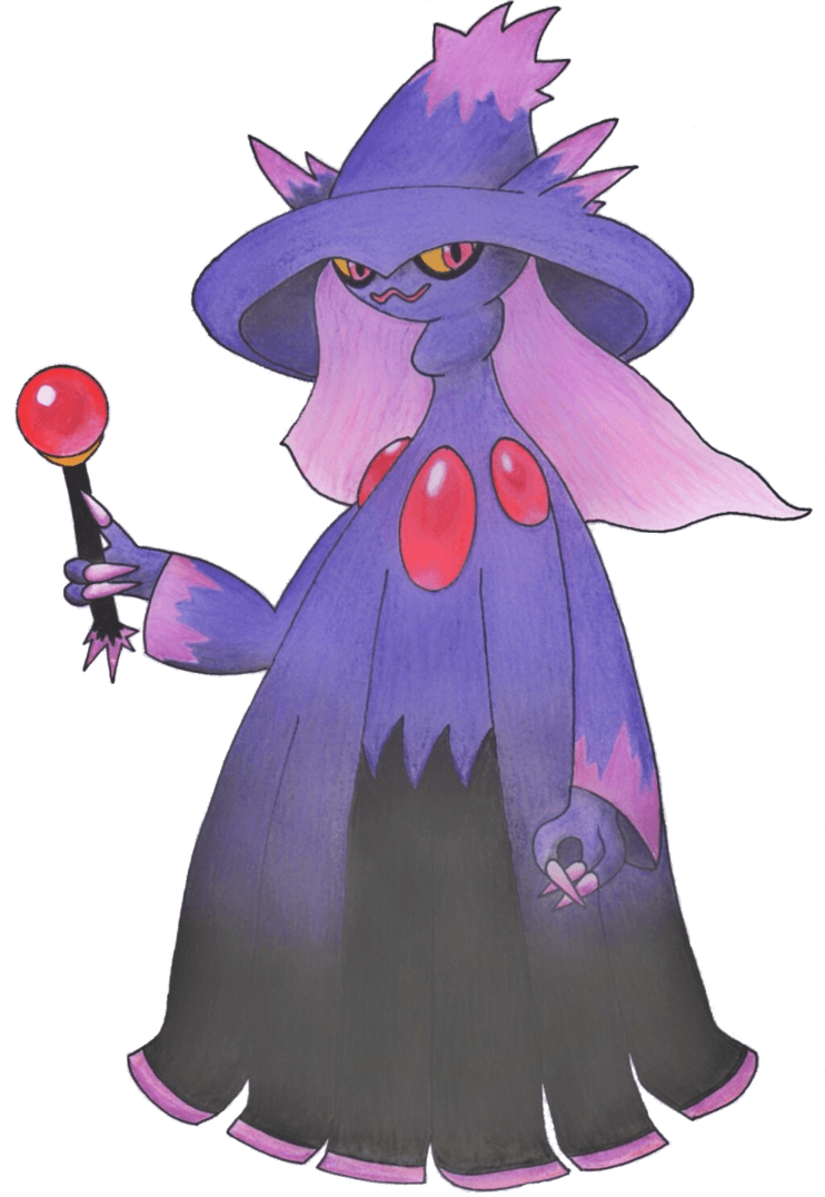 Mega Mismagius by cj1206