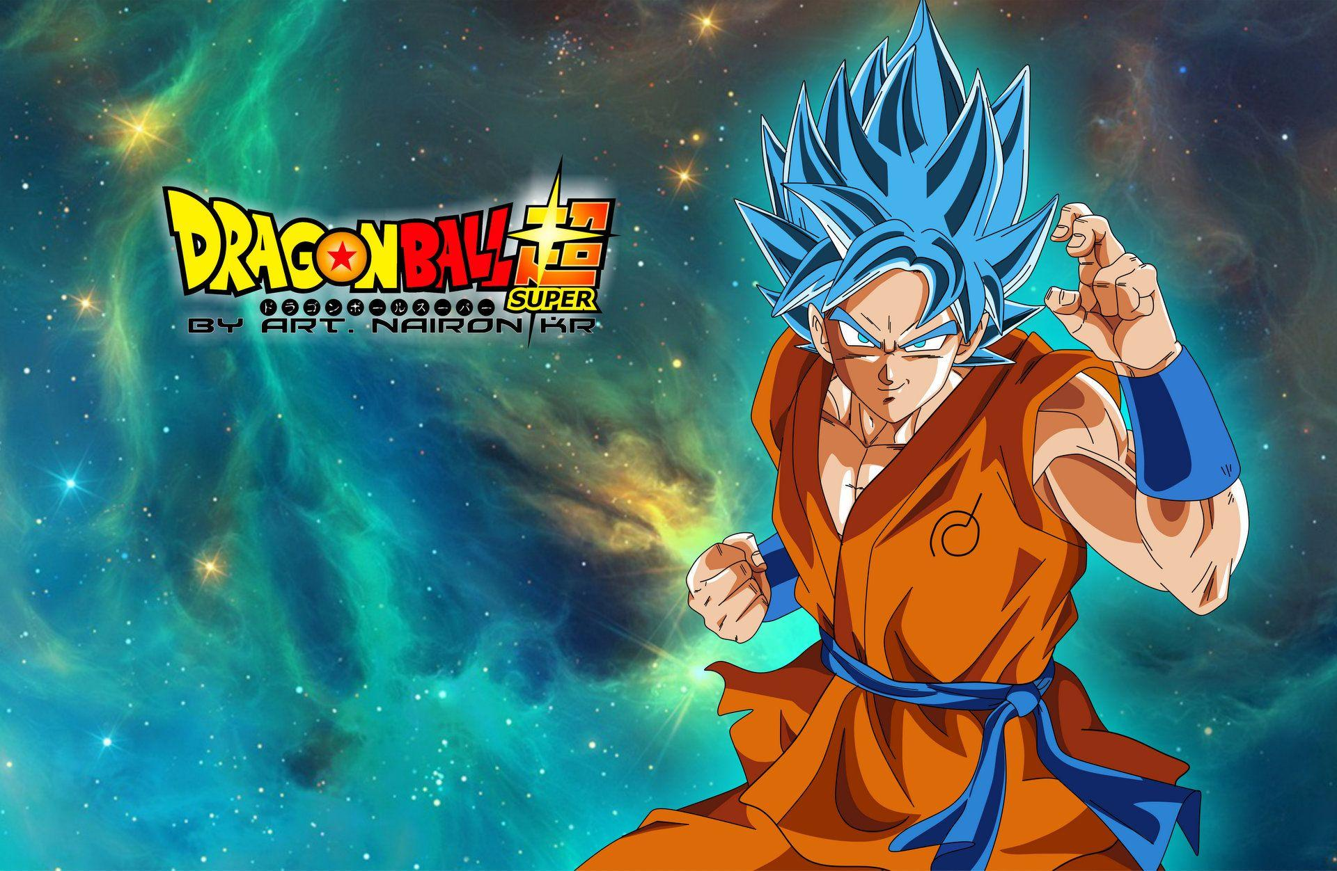 Goku Ssj Dios Para Fondo De Pantalla: Goku SSJ Dios Wallpapers