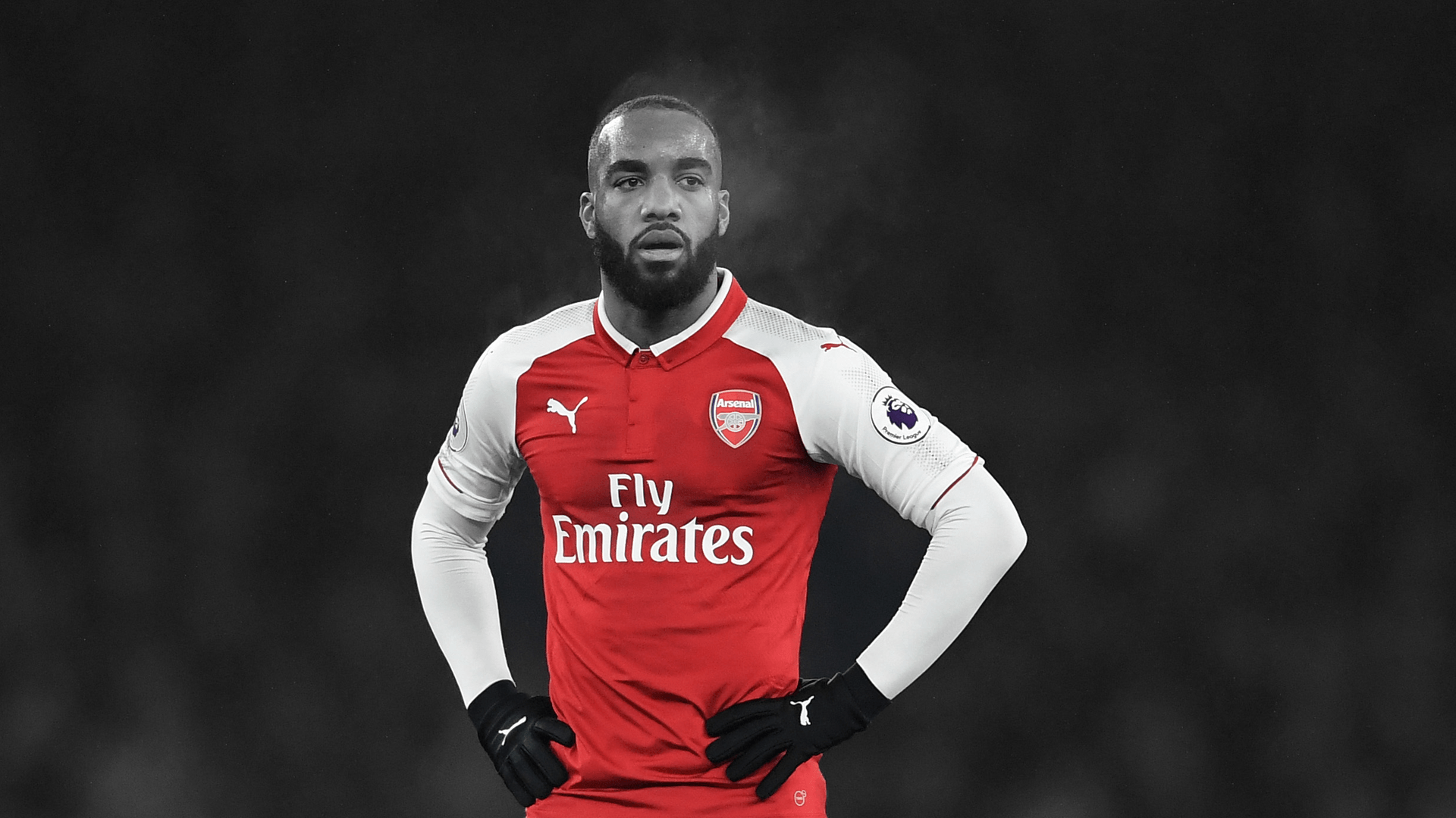Alexandre Lacazette Wallpapers Wallpaper Cave