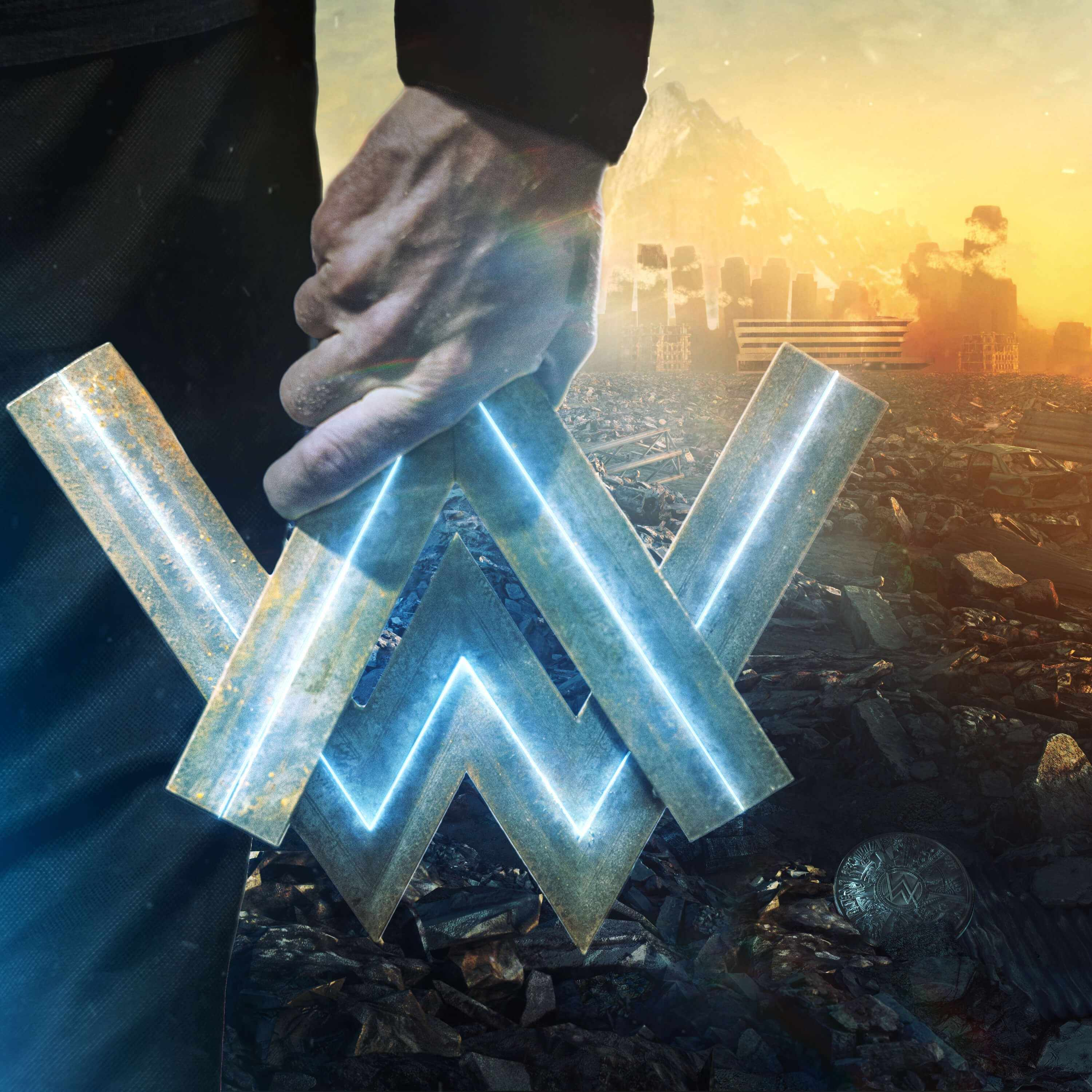Marshmello And Alan Walker Wallpapers
