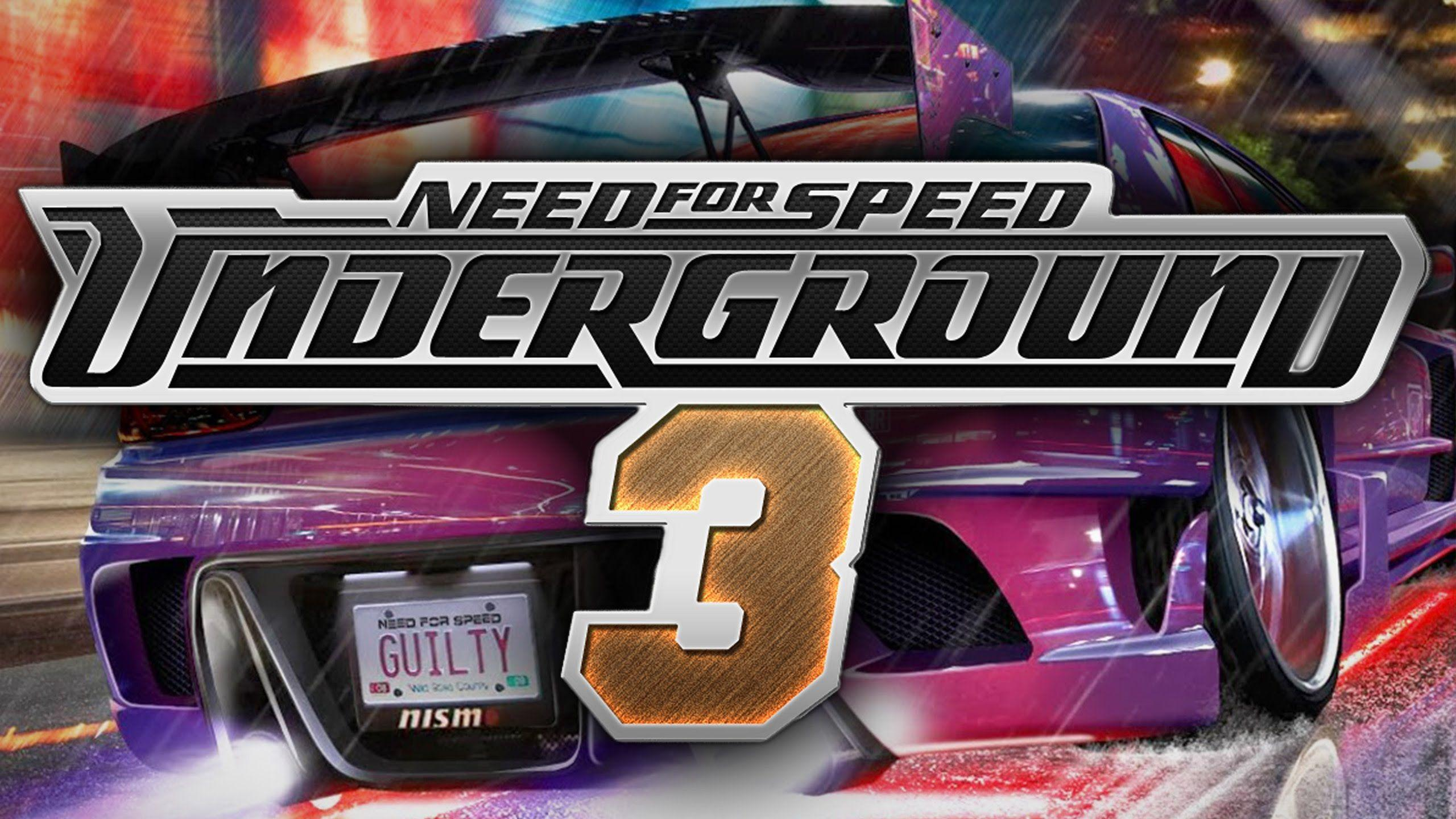 Will The Next Need For Speed Be Underground 3 NFS 2015