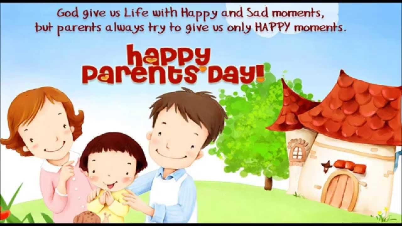 Happy Parents Day 2017 | Valentine Day Ideas 2018 Wallpapers ...