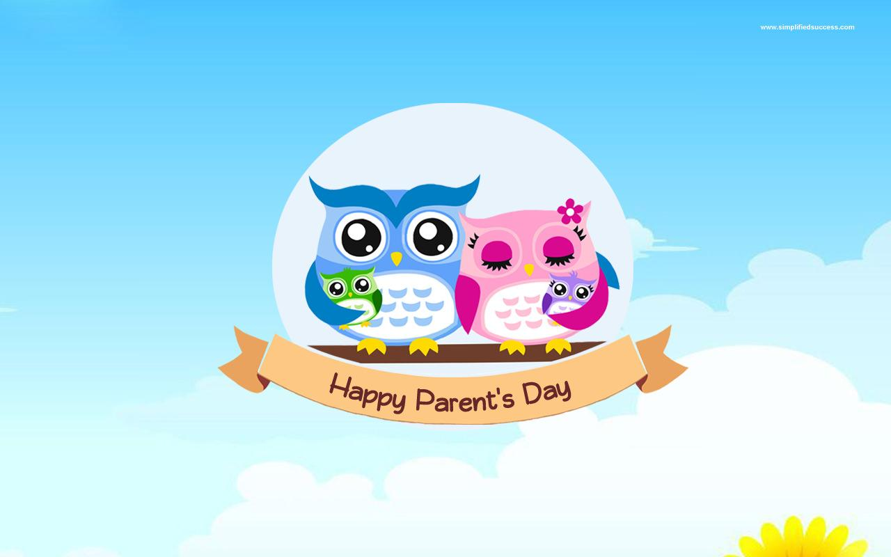 Happy Parents Day HD Wallpaper Free Download, Download free ...