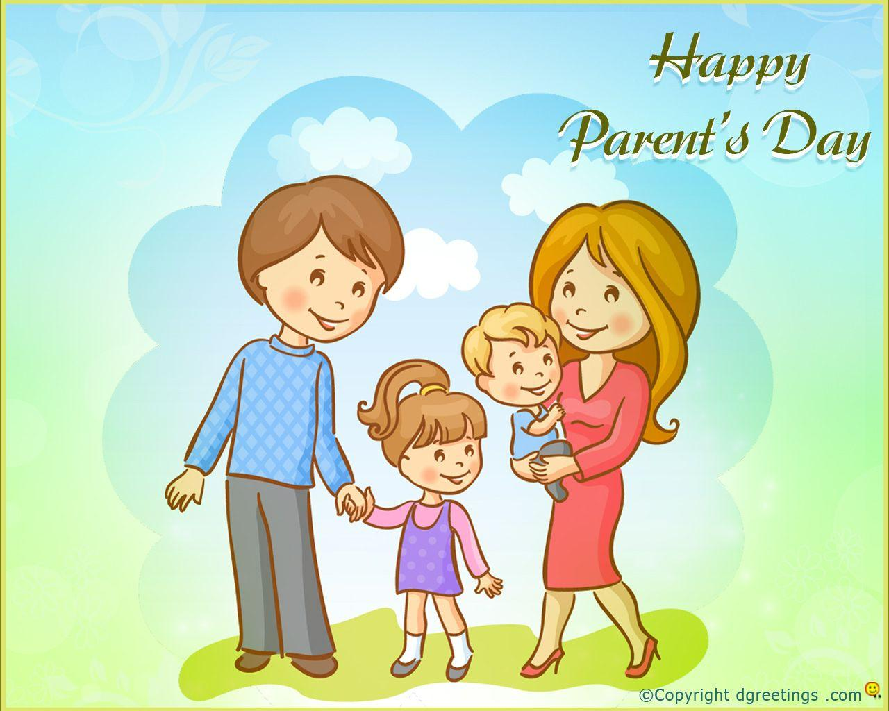 Happy parents day 2015 images ~ Greetings Wishes Images