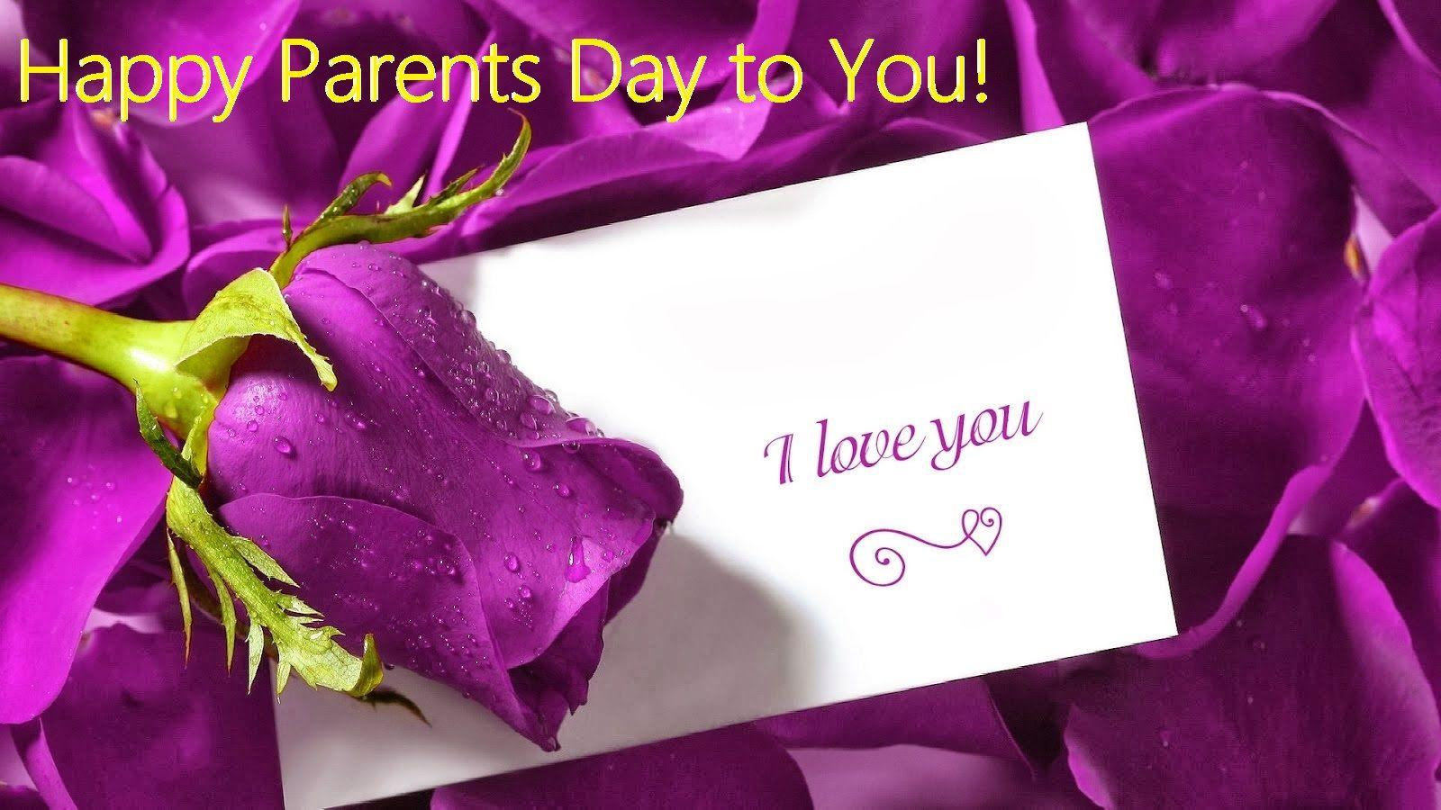 Festivals Of Life: Happy Parents' Day 2016 SMS, Images, Wallpapers