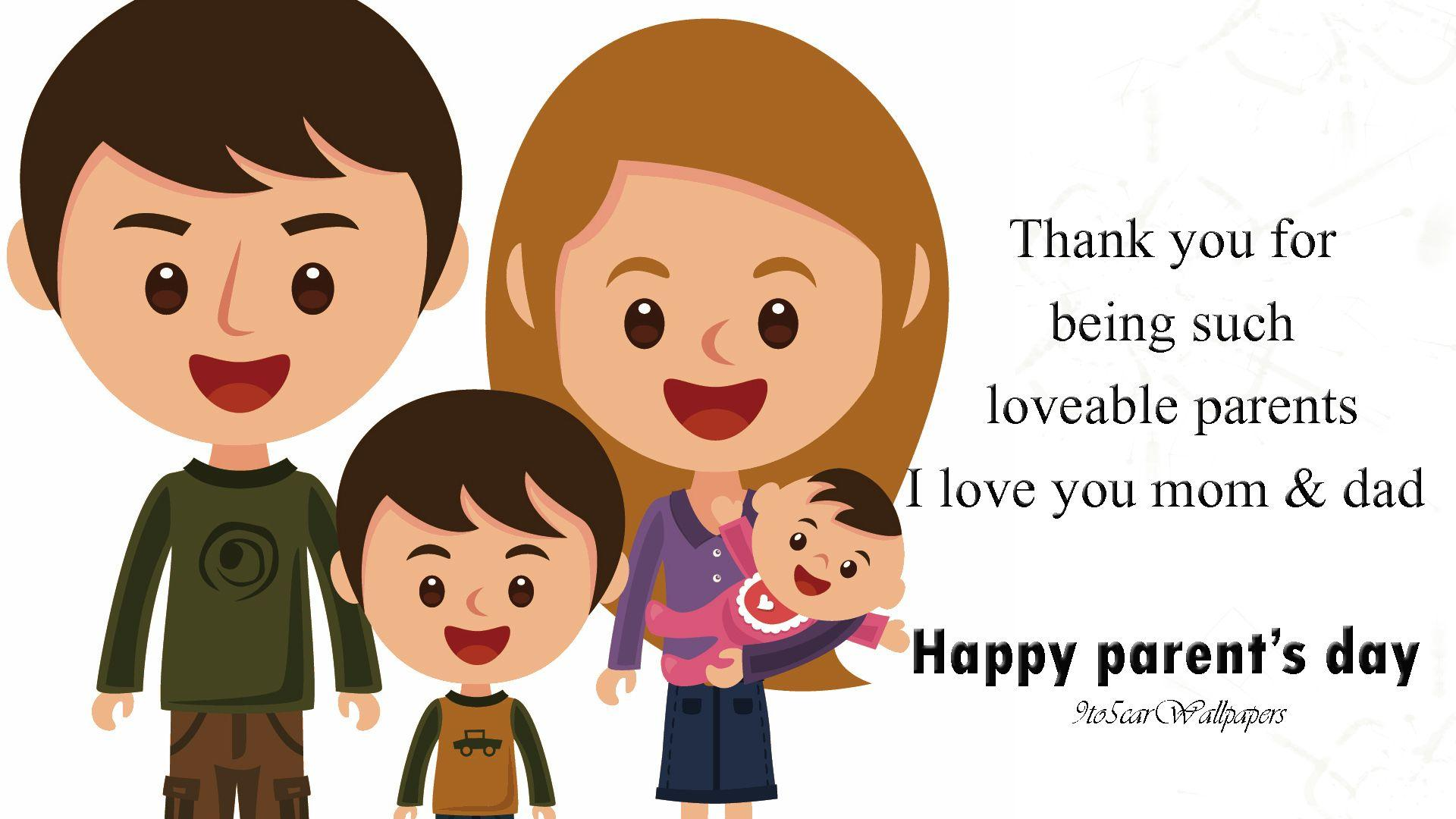 Happy Parents Day Images & HD Pictures |