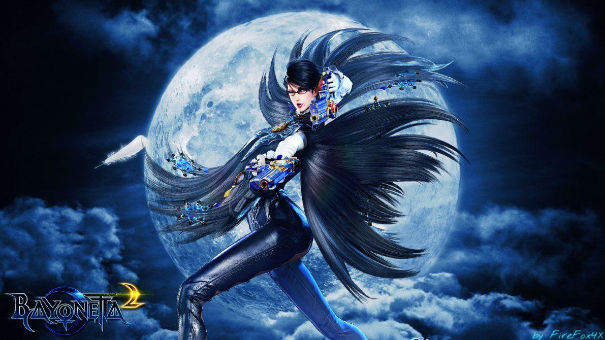 Bayonetta 2 wallpapers by FireFox4X