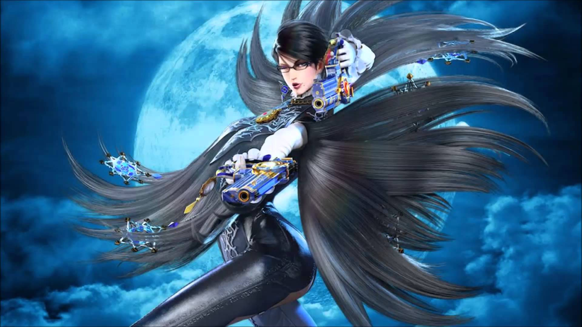 Image result for bayonetta 2 official wallpaper