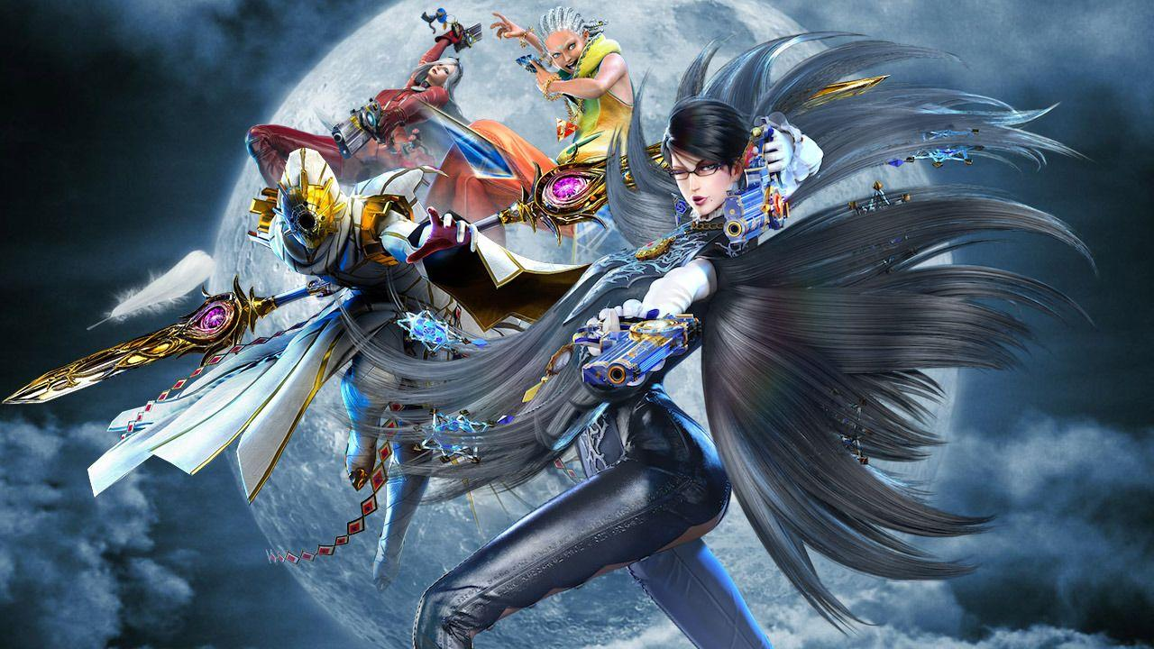 Bayonetta 2's price is getting halved next month