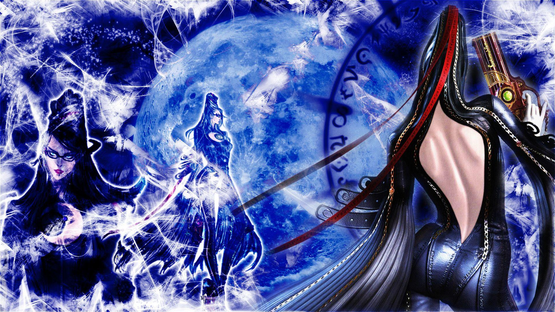 Bayonetta Wallpapers 2 by Puppeteer88