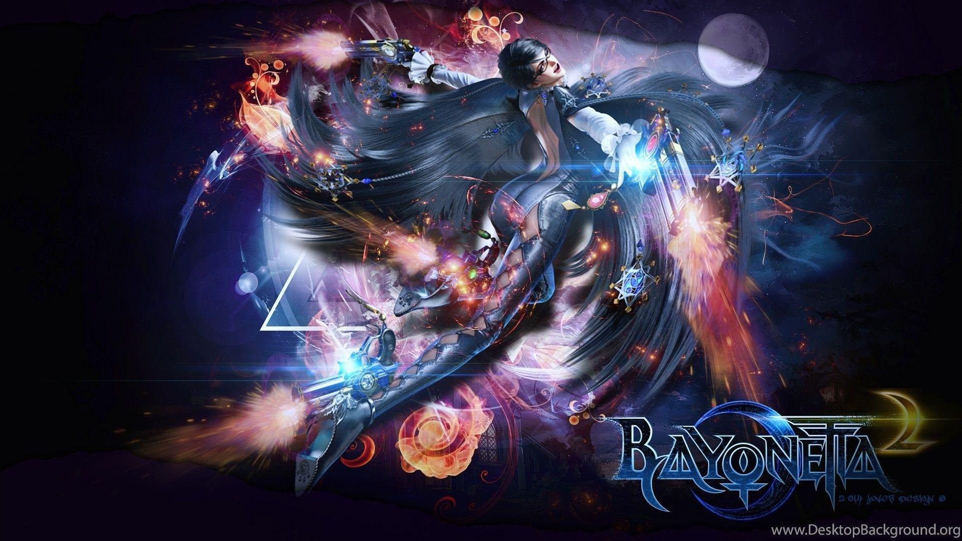 Bayonetta 2 Wallpapers