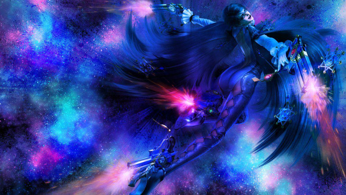 Bayonetta 2 Magic Umbra Wallpapers by EnemyD