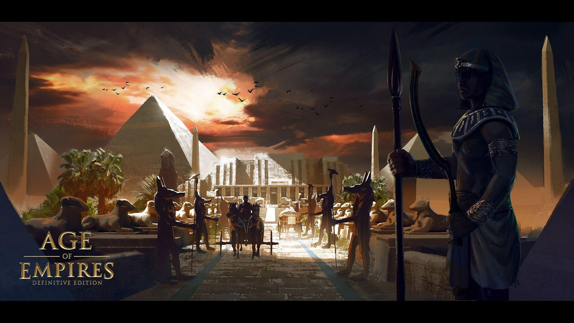 Age Of Empires Definitive Edition Wallpapers Wallpaper Cave
