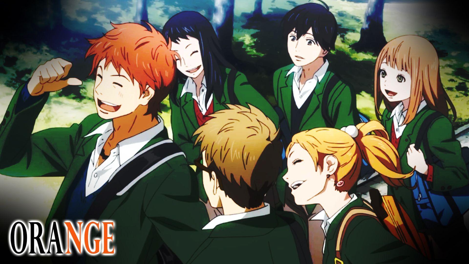 Orange Season 1 [Dual Audio] [English Subtitles] Download